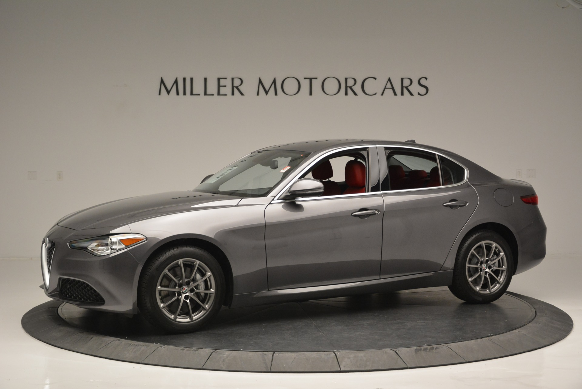 New 2018 Alfa Romeo Giulia Q4 For Sale In Westport, CT 2383_p3