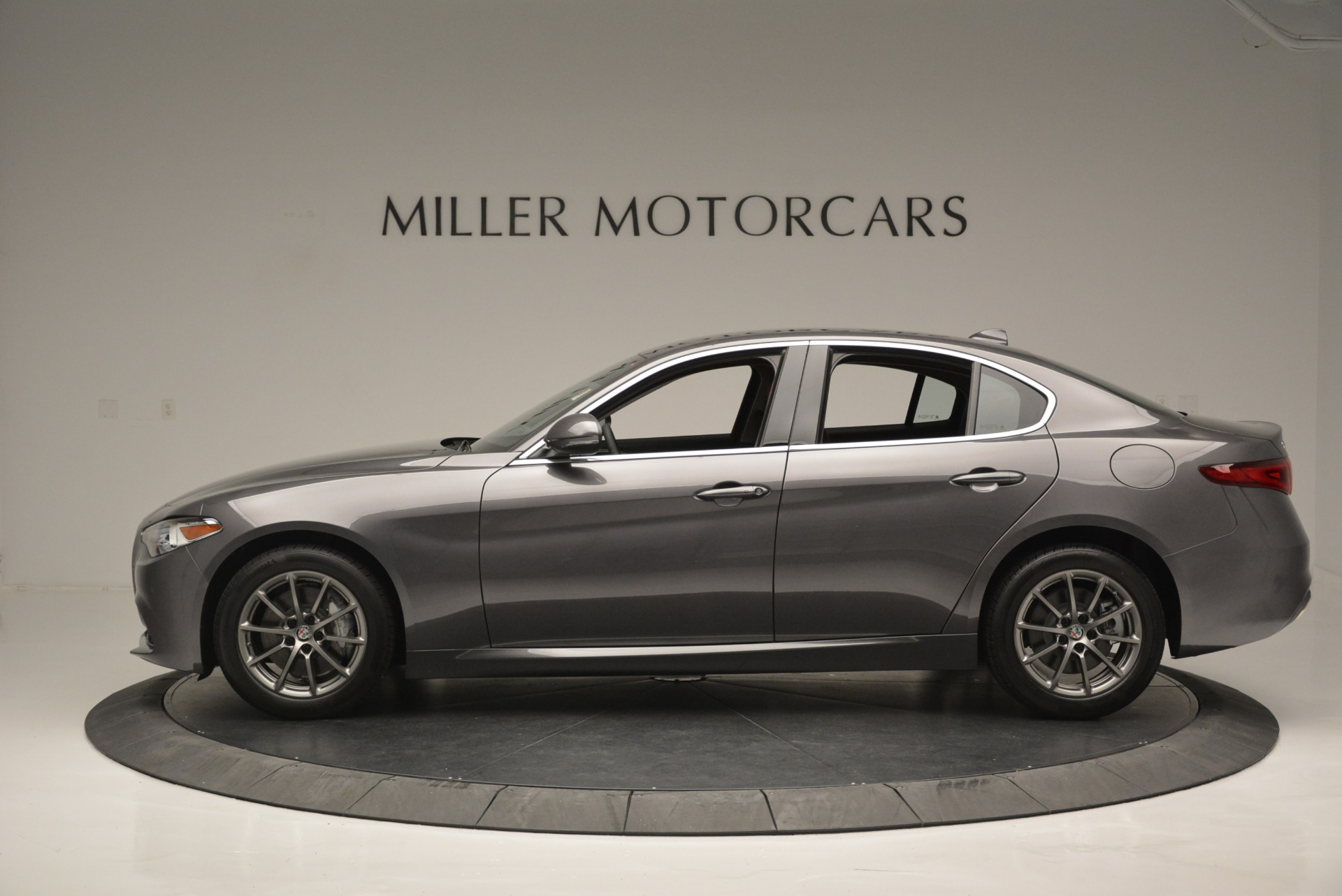 New 2018 Alfa Romeo Giulia Q4 For Sale In Westport, CT 2383_p4