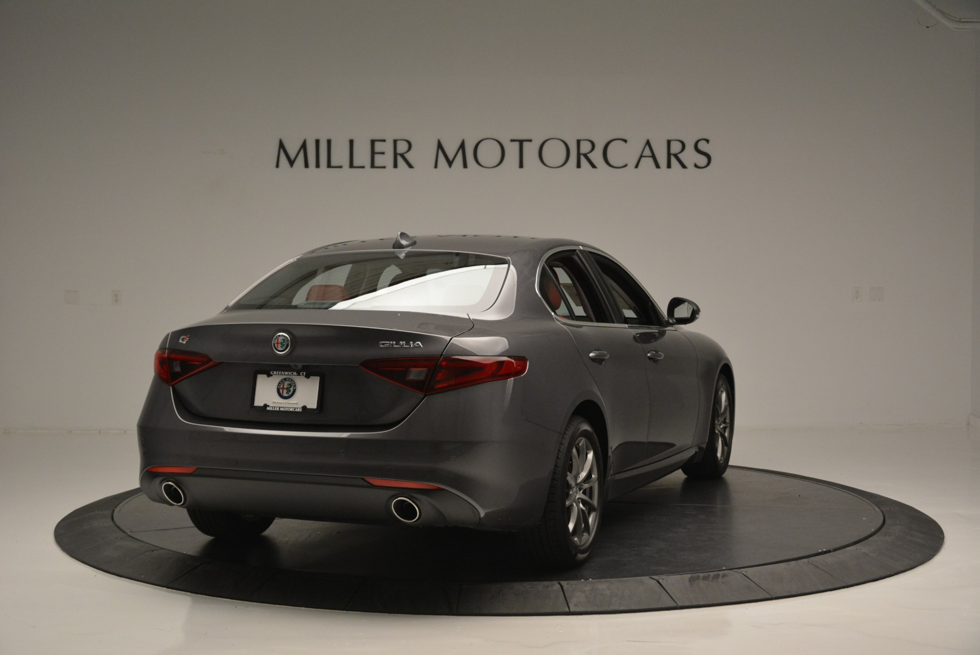New 2018 Alfa Romeo Giulia Q4 For Sale In Westport, CT 2383_p9