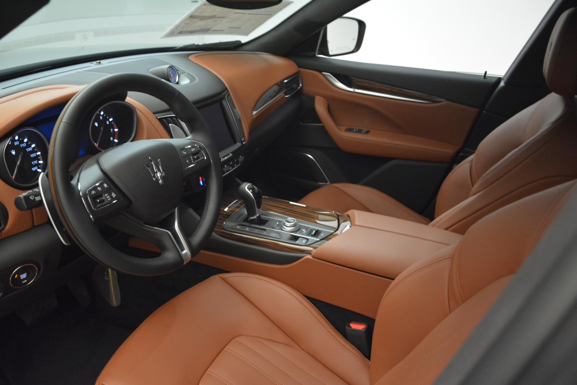 New 2018 Maserati Levante S Q4 GranLusso For Sale In Westport, CT 2384_p12