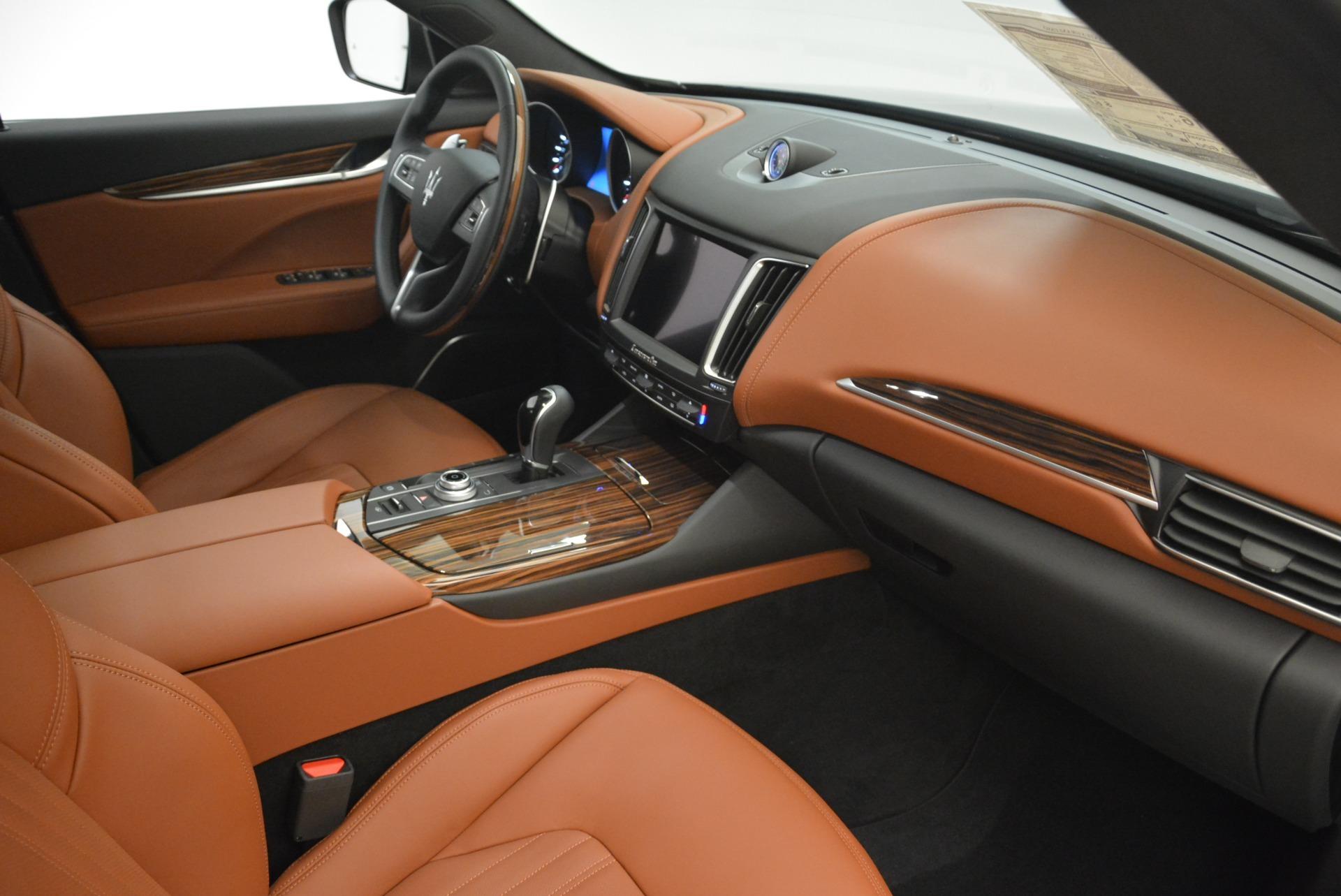 New 2018 Maserati Levante S Q4 GranLusso For Sale In Westport, CT 2384_p13