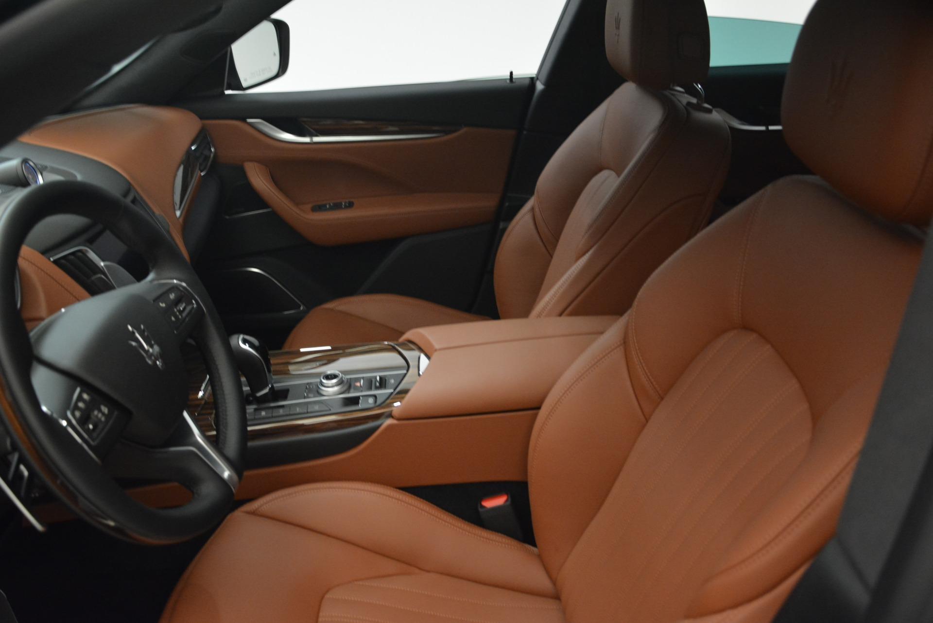 New 2018 Maserati Levante S Q4 GranLusso For Sale In Westport, CT 2384_p16