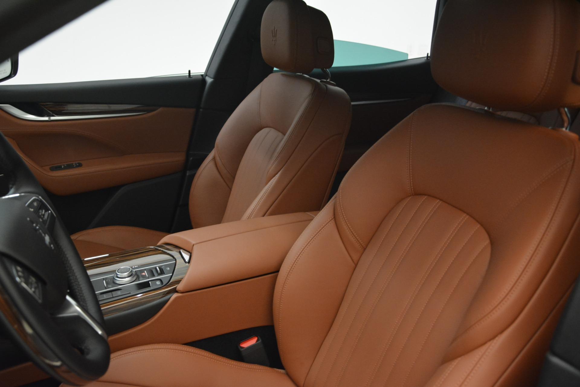 New 2018 Maserati Levante S Q4 GranLusso For Sale In Westport, CT 2384_p17