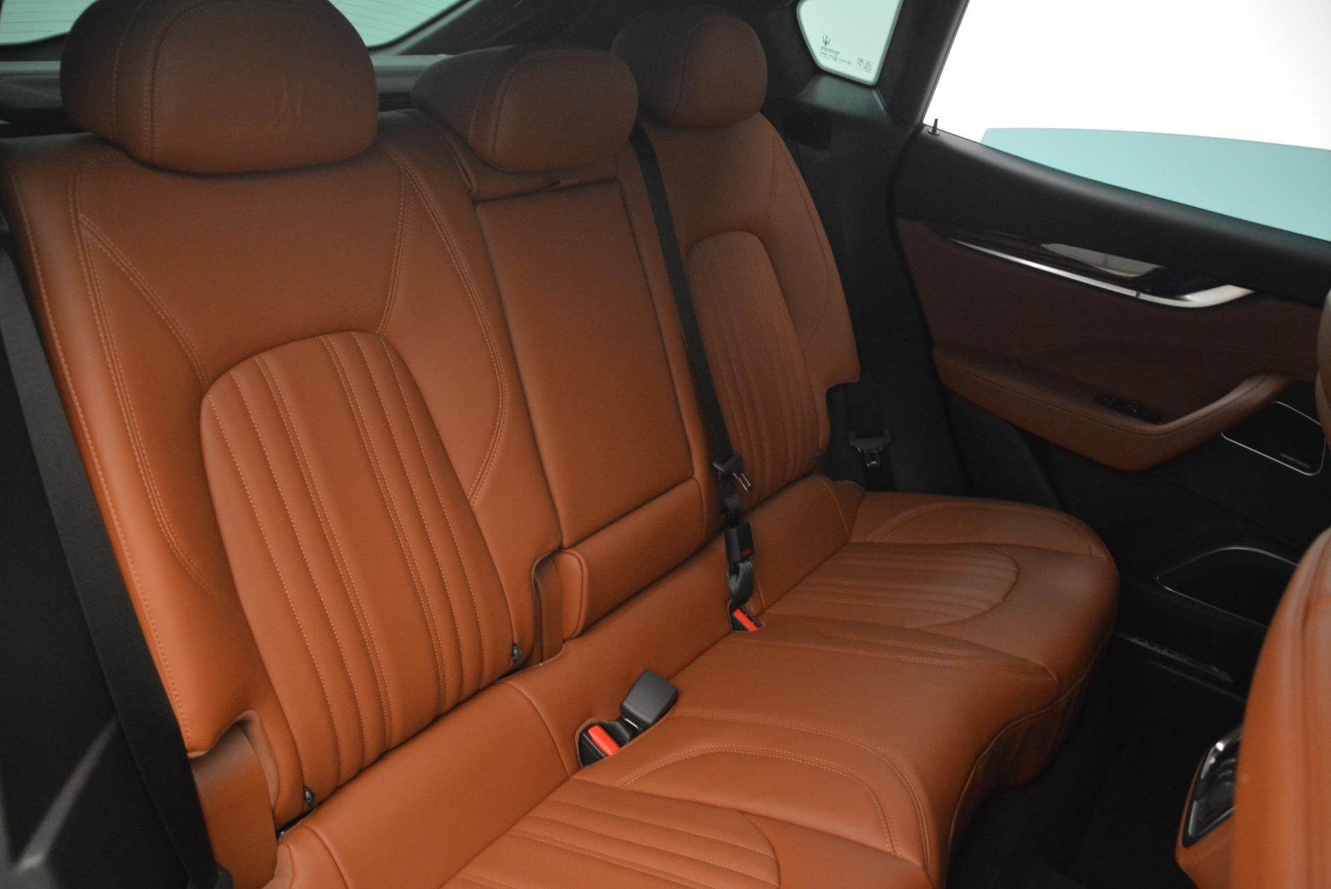New 2018 Maserati Levante S Q4 GranLusso For Sale In Westport, CT 2384_p23