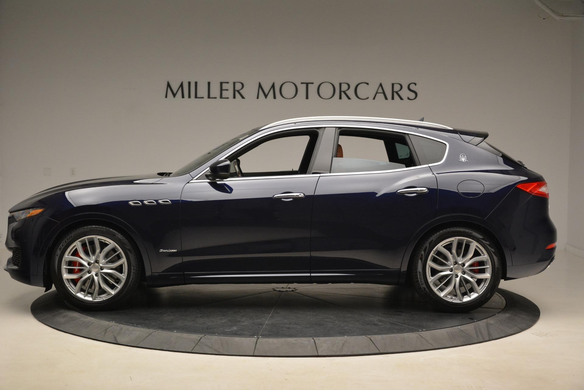 New 2018 Maserati Levante S Q4 GranLusso For Sale In Westport, CT 2384_p2
