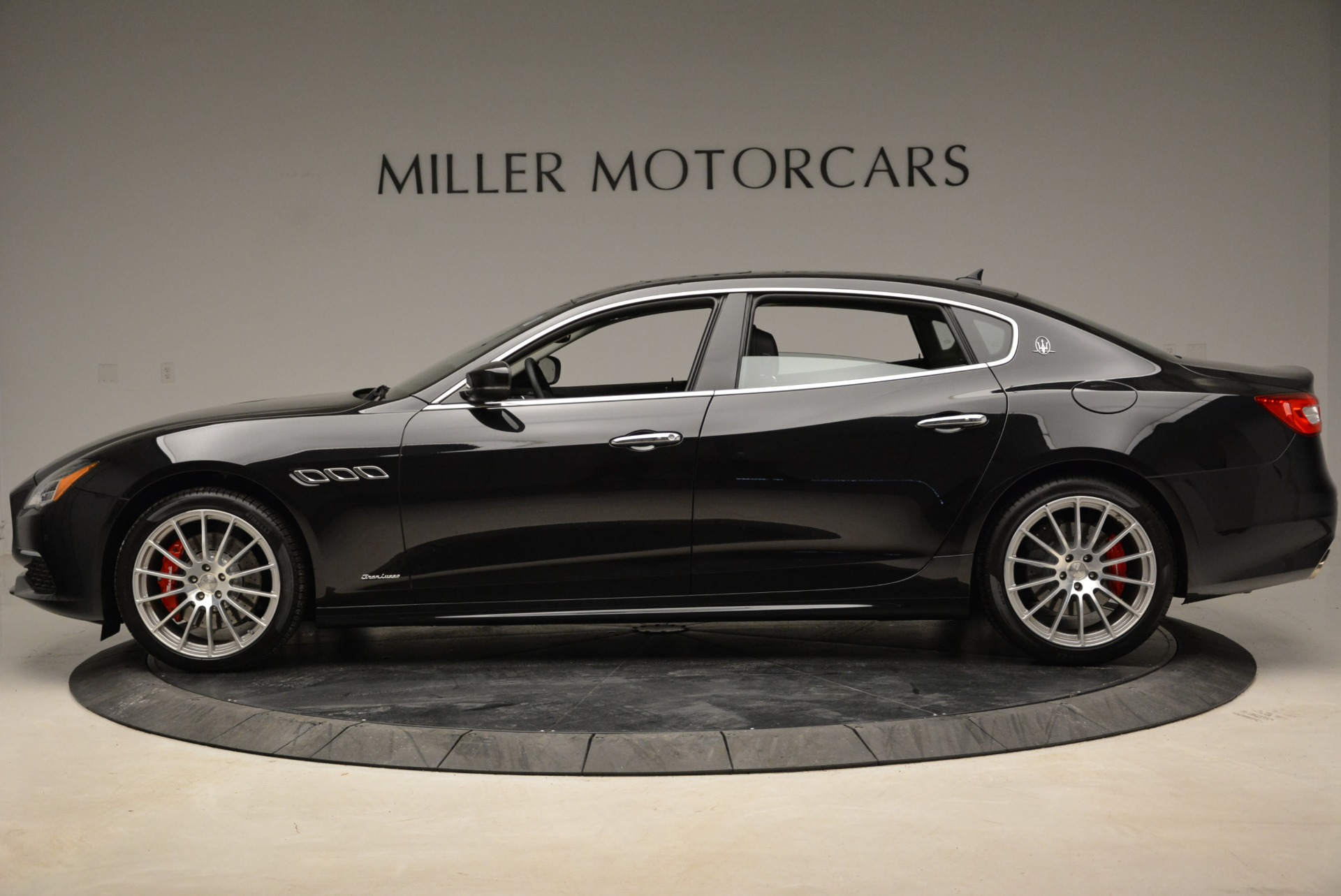 New 2018 Maserati Quattroporte S Q4 GranLusso For Sale In Westport, CT 2386_p3