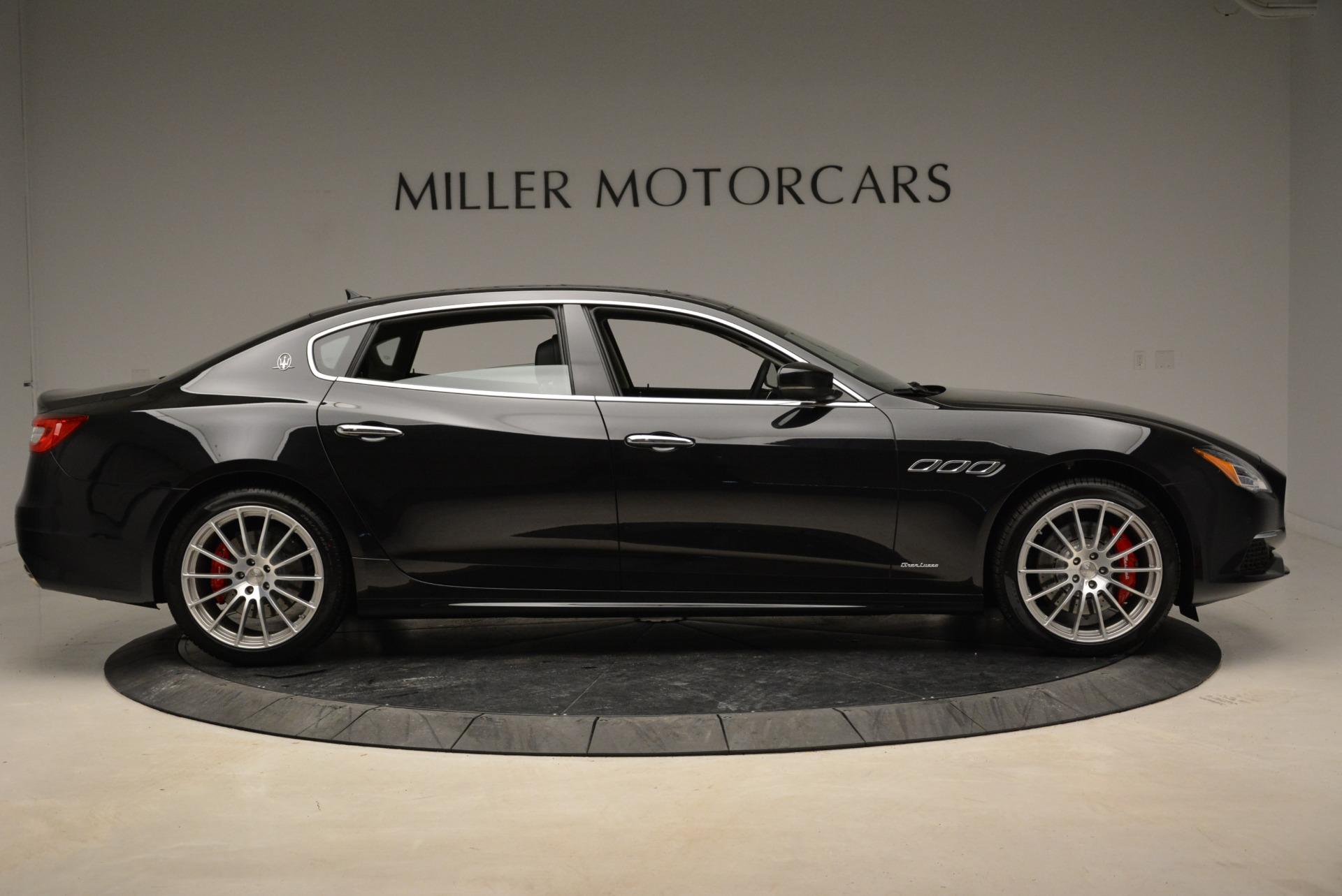 New 2018 Maserati Quattroporte S Q4 GranLusso For Sale In Westport, CT 2386_p9