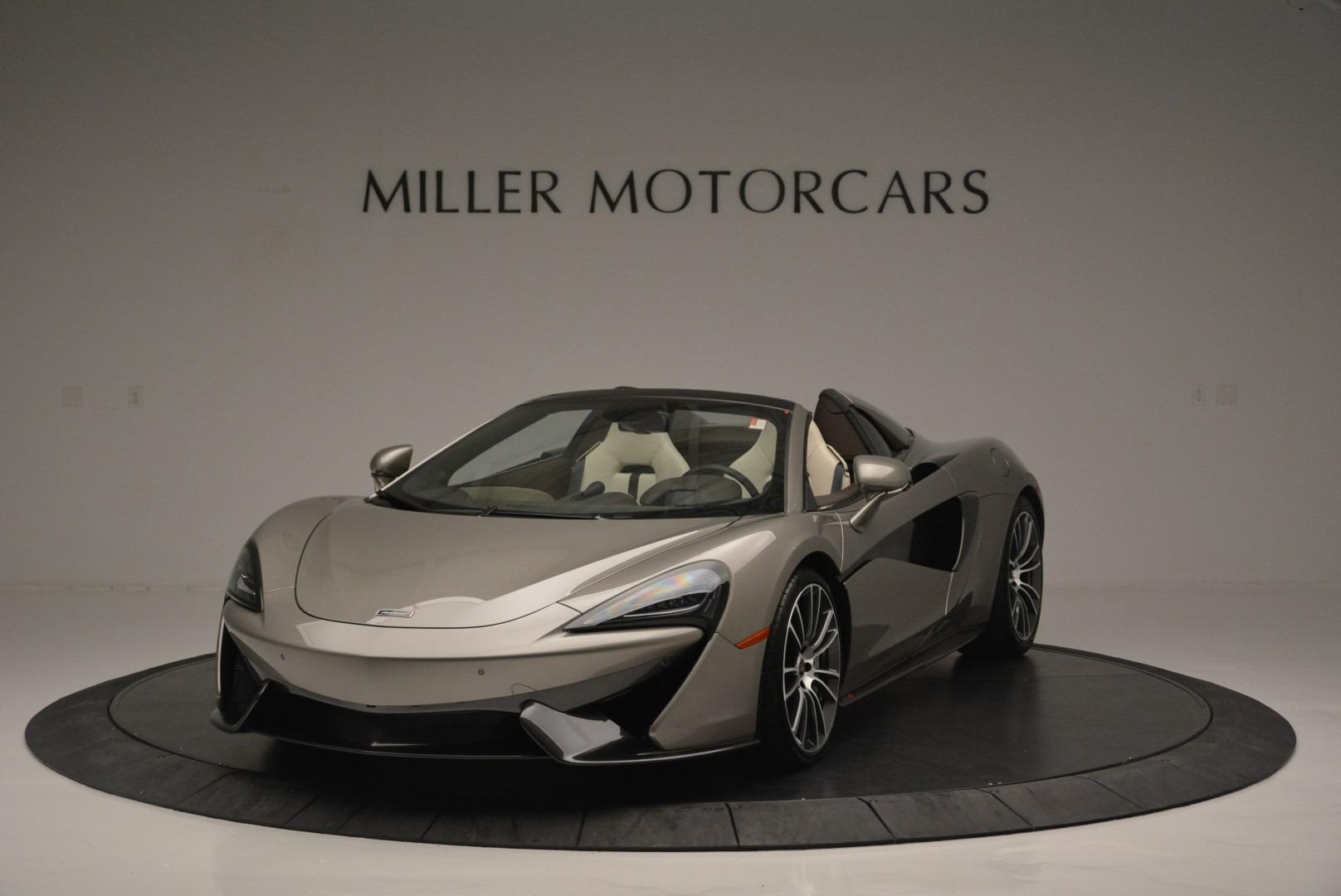 New 2018 McLaren 570S Spider For Sale In Westport, CT 2387_main