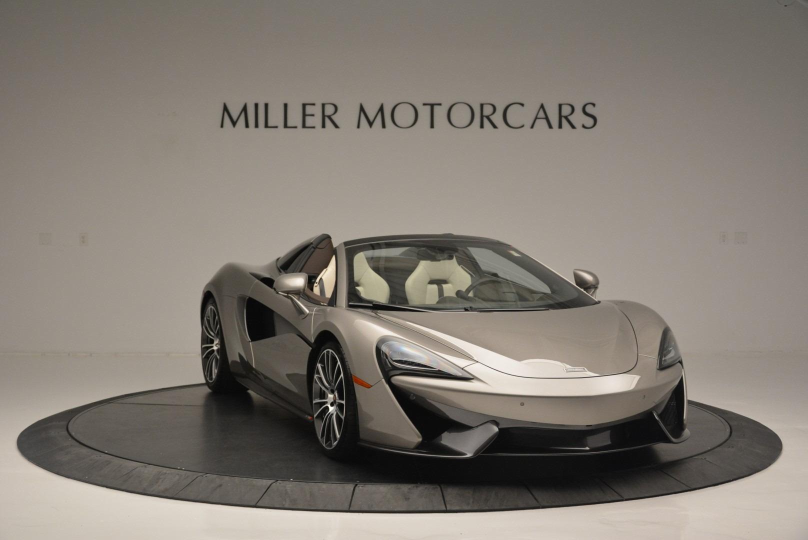 New 2018 McLaren 570S Spider For Sale In Westport, CT 2387_p11