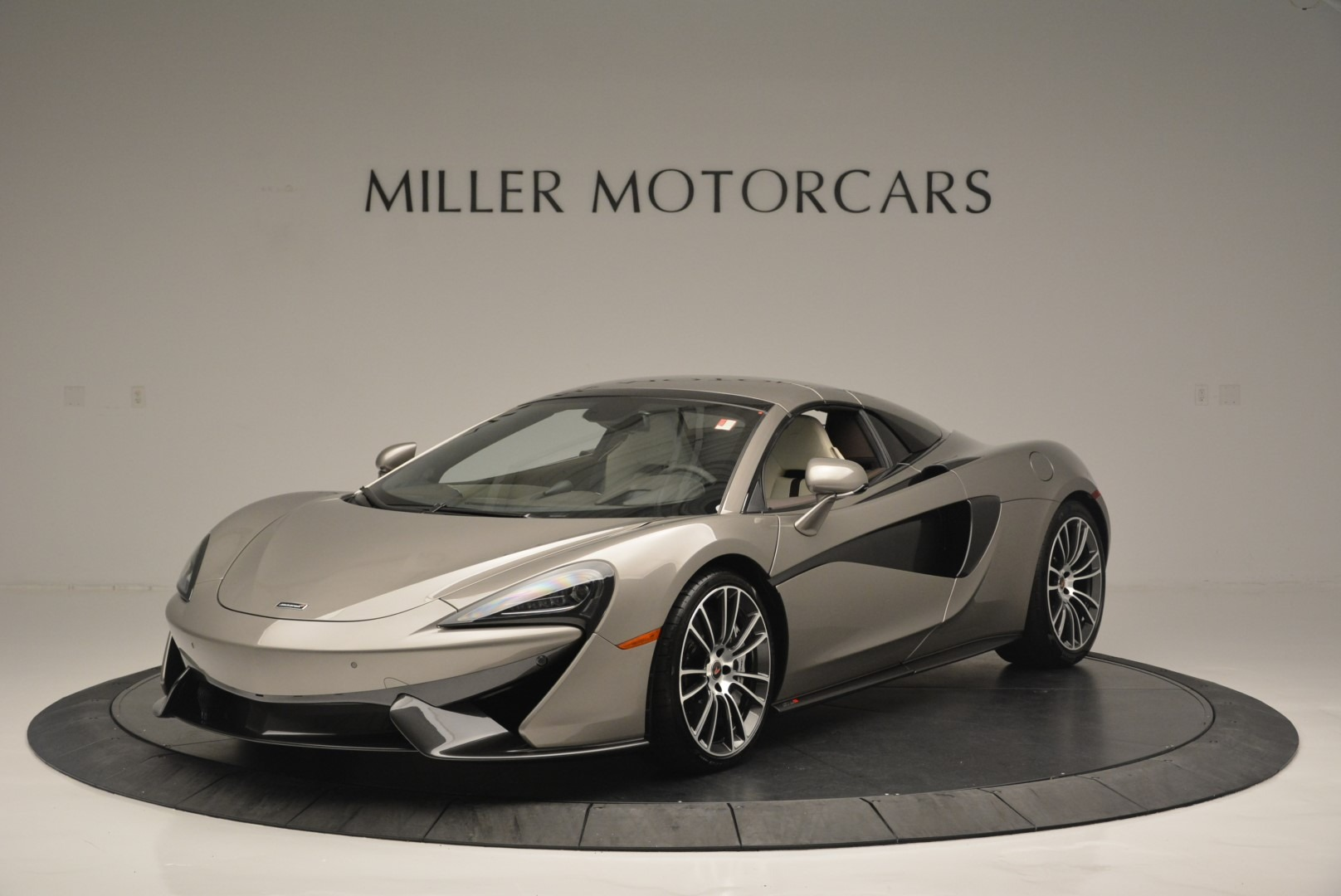 New 2018 McLaren 570S Spider For Sale In Westport, CT 2387_p14