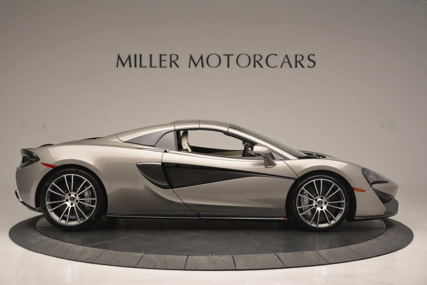 New 2018 McLaren 570S Spider For Sale In Westport, CT 2387_p19