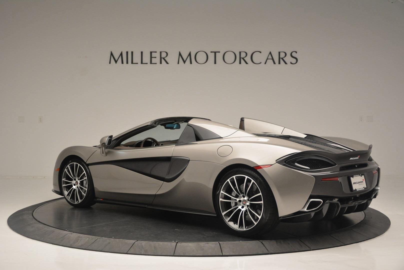 New 2018 McLaren 570S Spider For Sale In Westport, CT 2387_p4