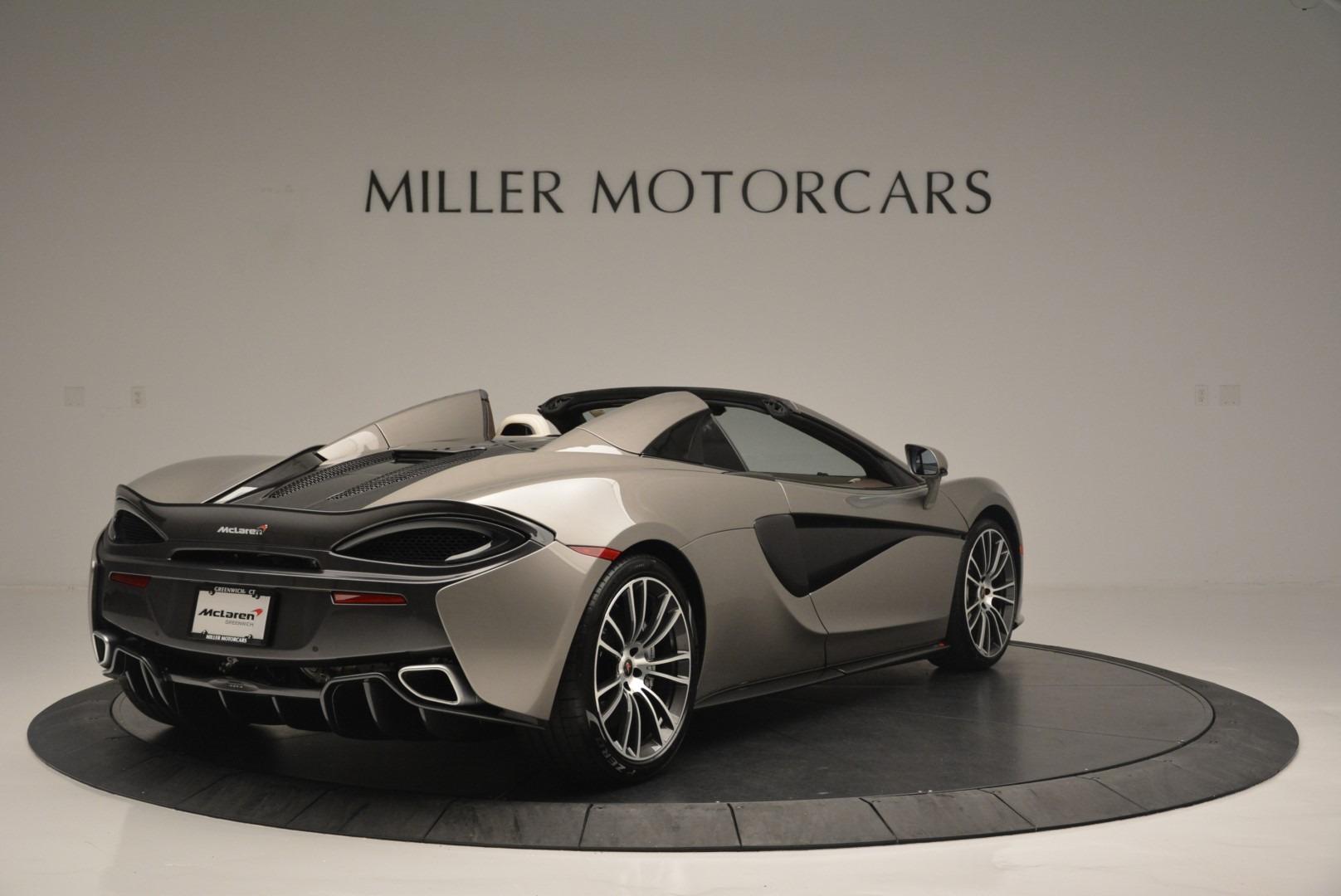 New 2018 McLaren 570S Spider For Sale In Westport, CT 2387_p7