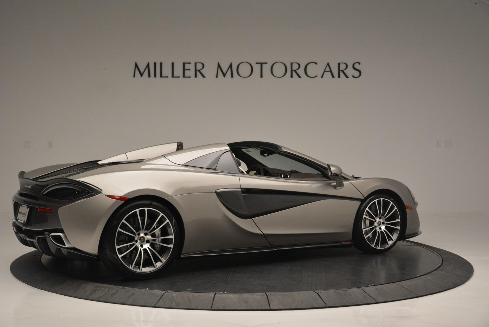 New 2018 McLaren 570S Spider For Sale In Westport, CT 2387_p8