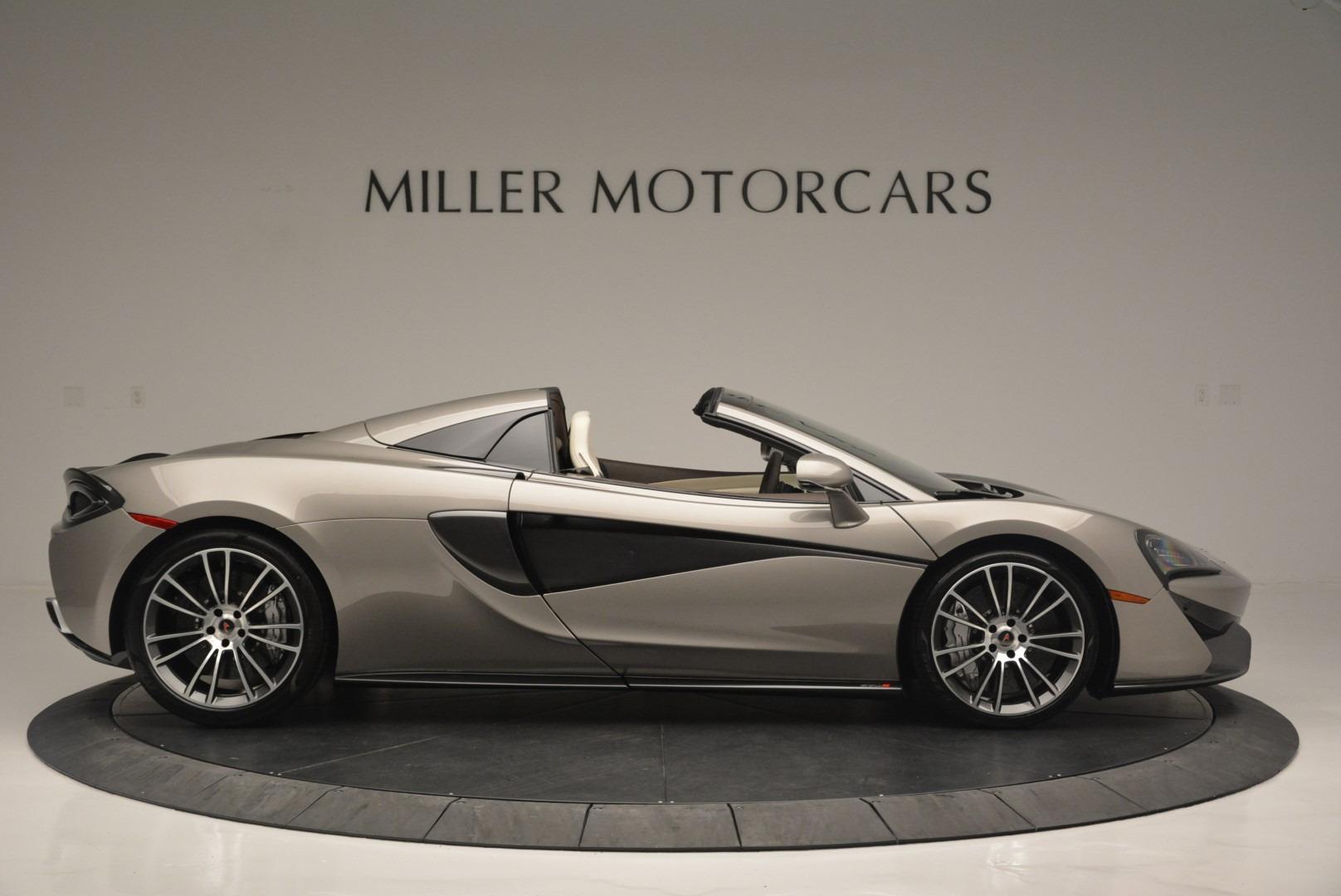 New 2018 McLaren 570S Spider For Sale In Westport, CT 2387_p9