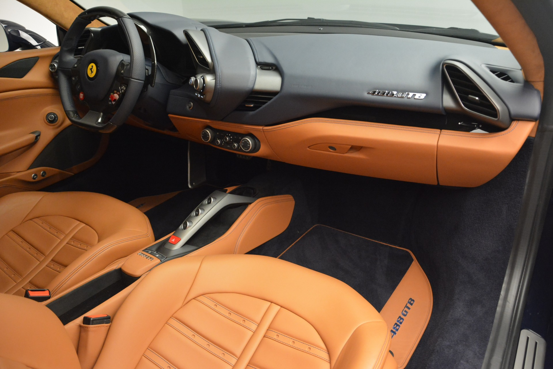Used 2018 Ferrari 488 GTB  For Sale In Westport, CT 2388_p17