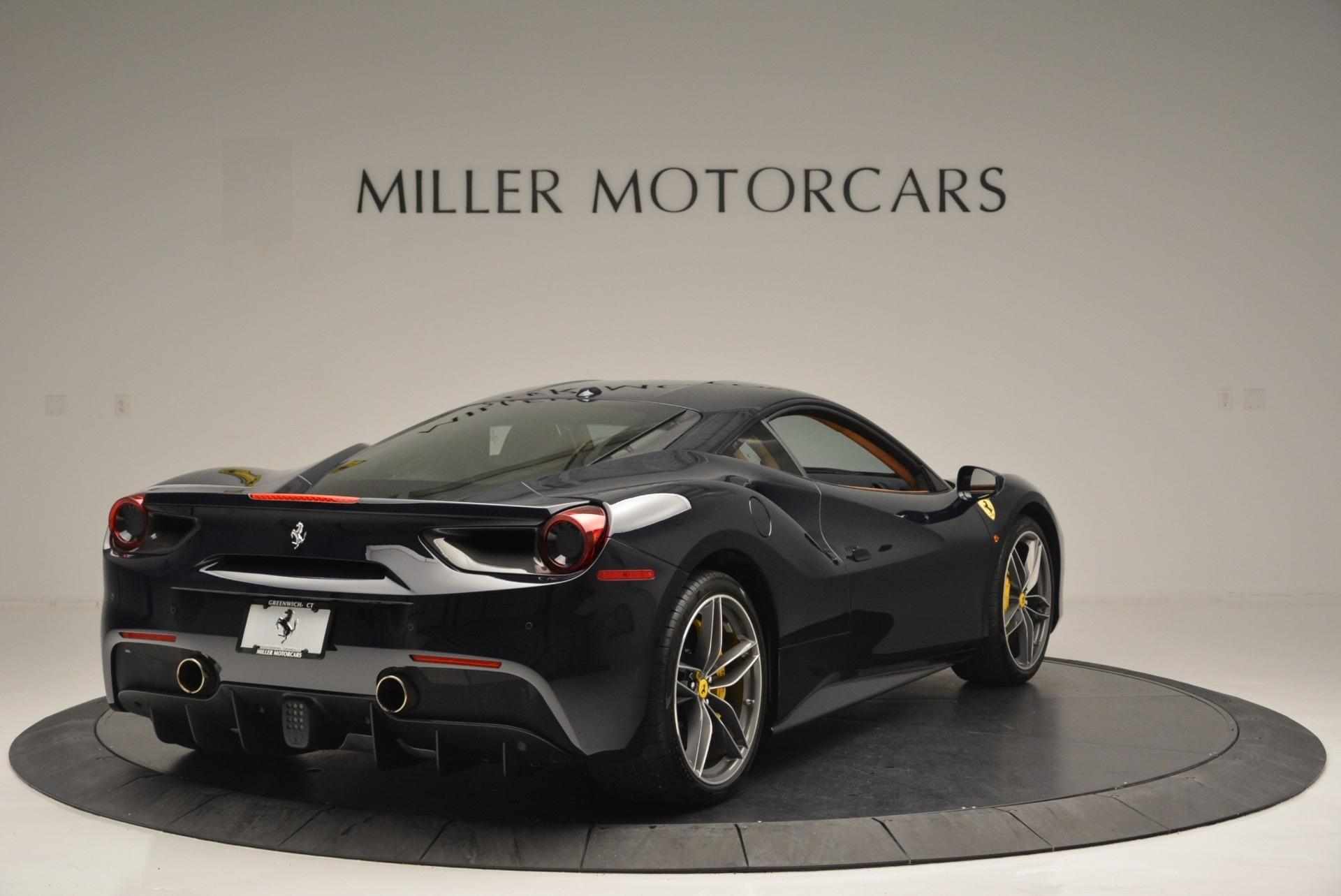 Used 2018 Ferrari 488 GTB  For Sale In Westport, CT 2388_p7