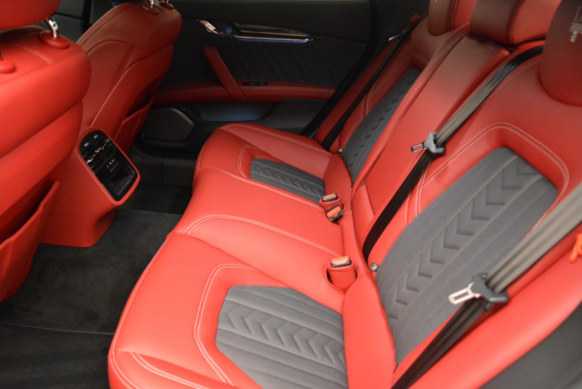 New 2018 Maserati Quattroporte S Q4 GranLusso For Sale In Westport, CT 2390_p17