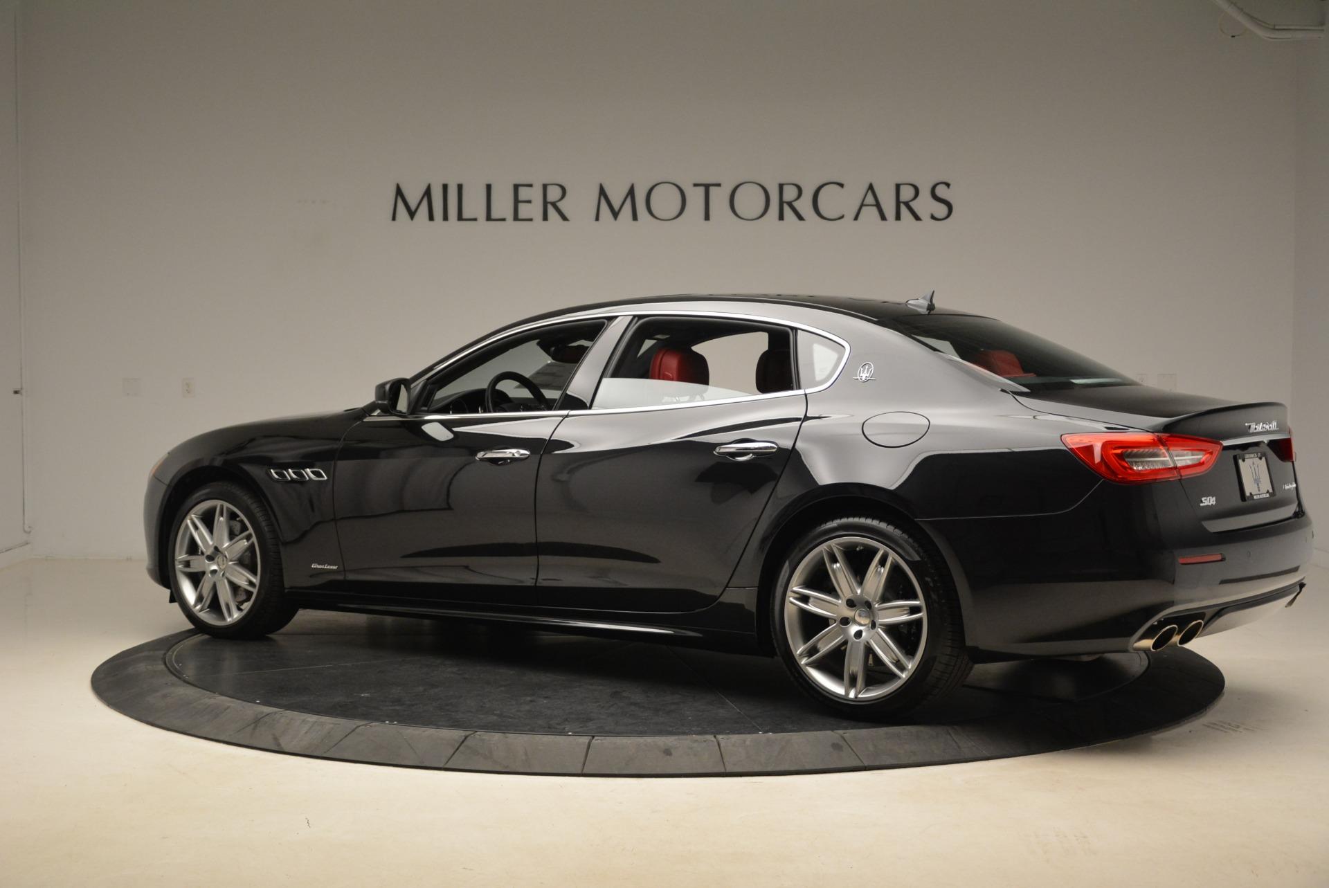 New 2018 Maserati Quattroporte S Q4 GranLusso For Sale In Westport, CT 2390_p4