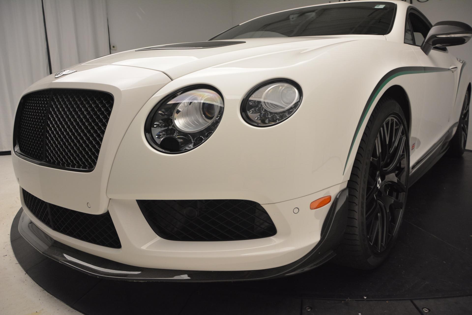 Used 2015 Bentley GT GT3-R  For Sale In Westport, CT 24_p21