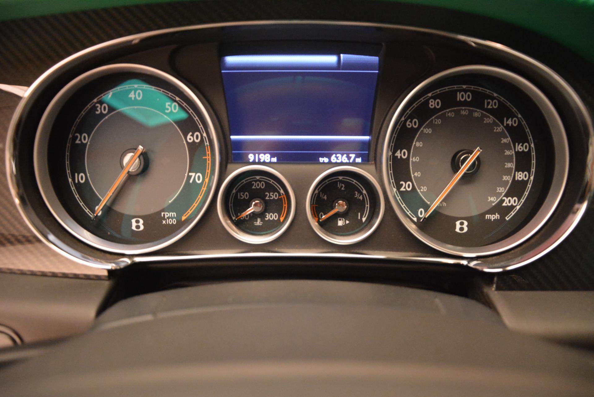 Used 2015 Bentley GT GT3-R  For Sale In Westport, CT 24_p41