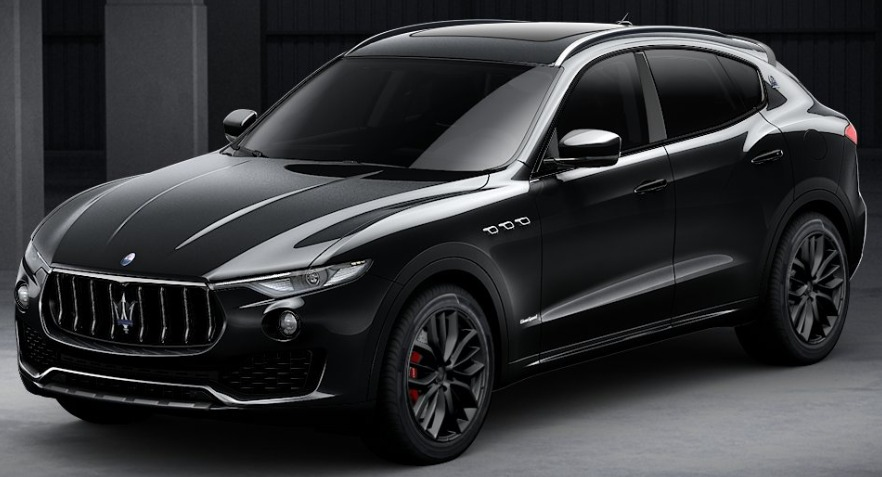 New 2018 Maserati Levante S For Sale In Westport, CT 2403_main