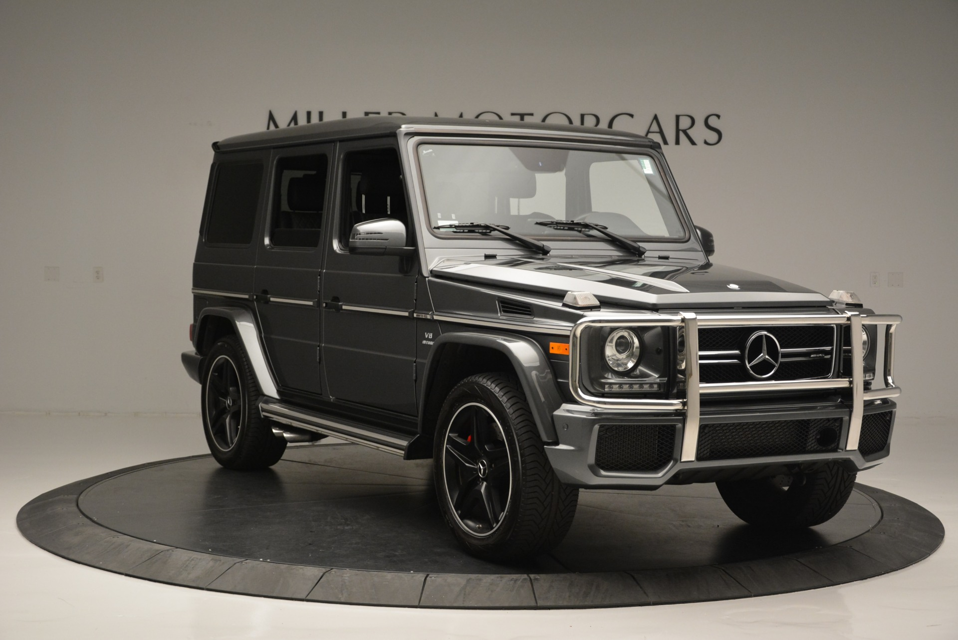 Used 2017 Mercedes-Benz G-Class AMG G 63 For Sale In Westport, CT 2409_p11