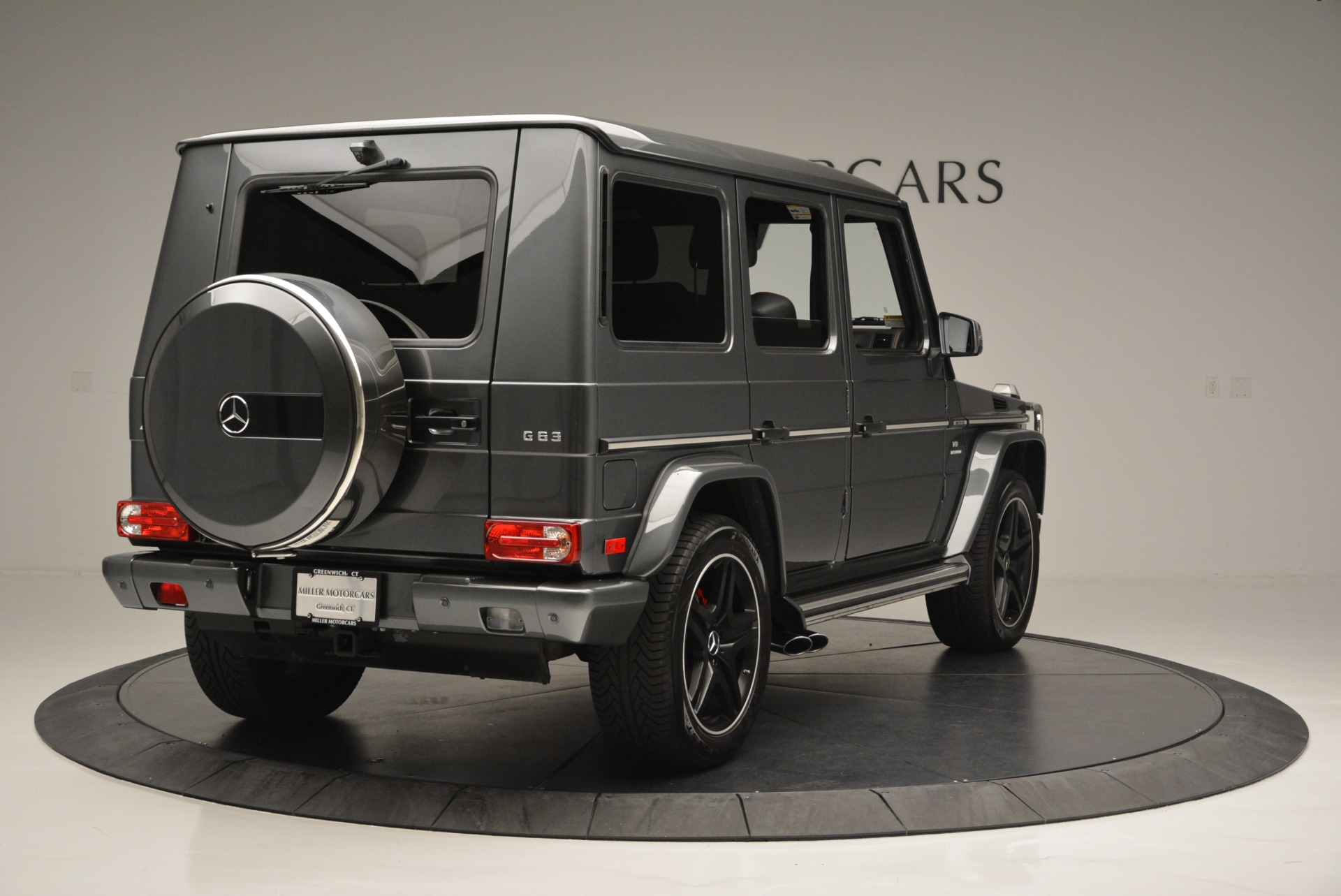 Used 2017 Mercedes-Benz G-Class AMG G 63 For Sale In Westport, CT 2409_p7