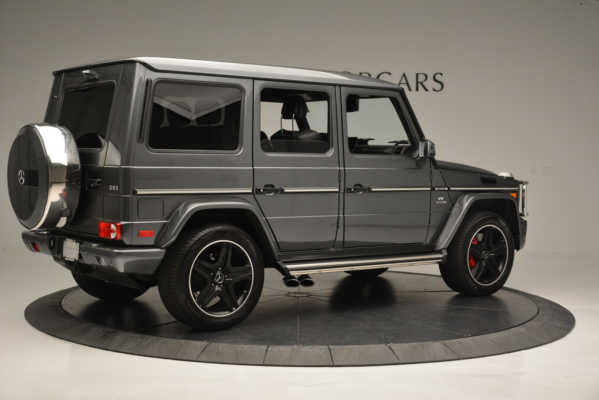 Used 2017 Mercedes-Benz G-Class AMG G 63 For Sale In Westport, CT 2409_p8