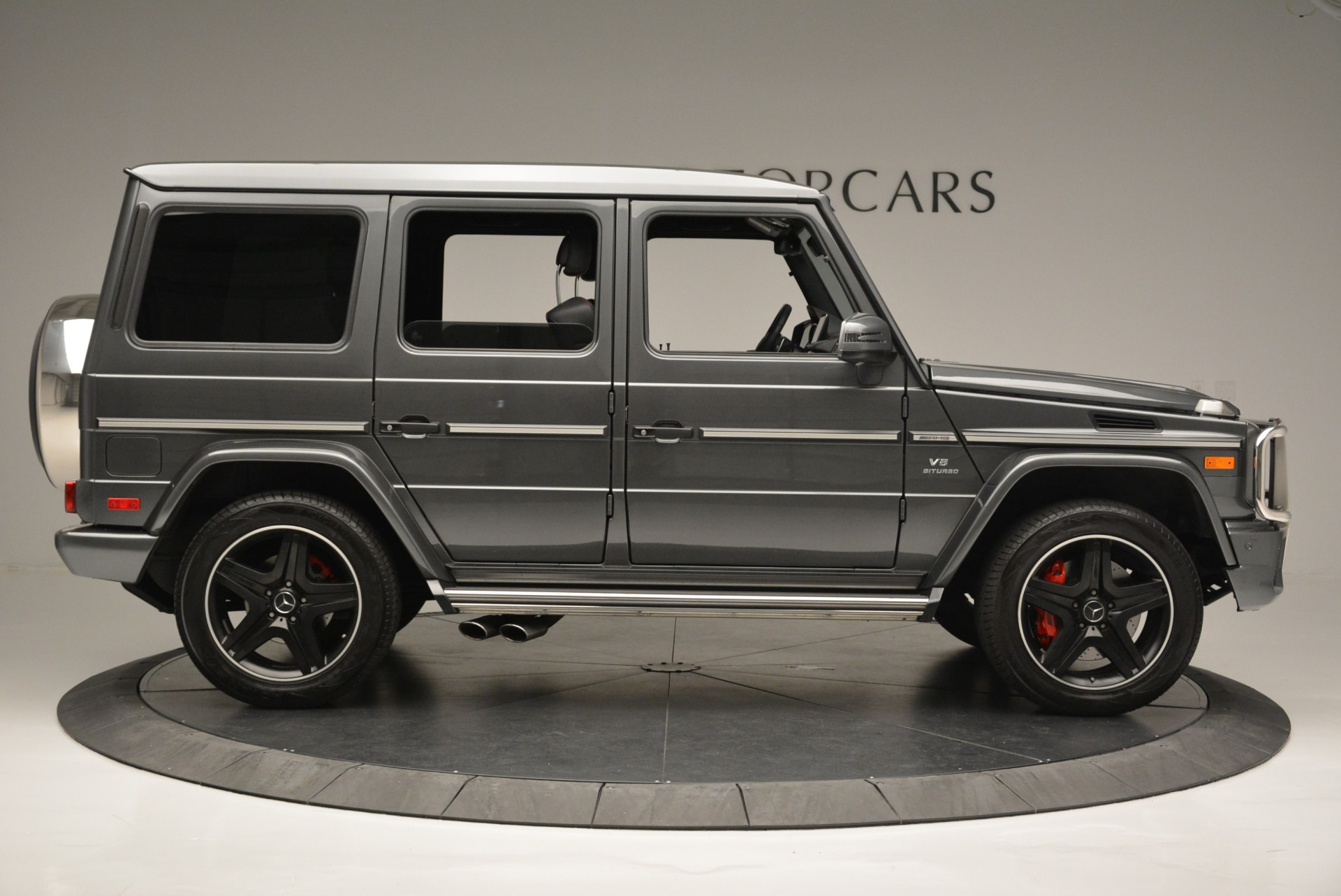 Used 2017 Mercedes-Benz G-Class AMG G 63 For Sale In Westport, CT 2409_p9