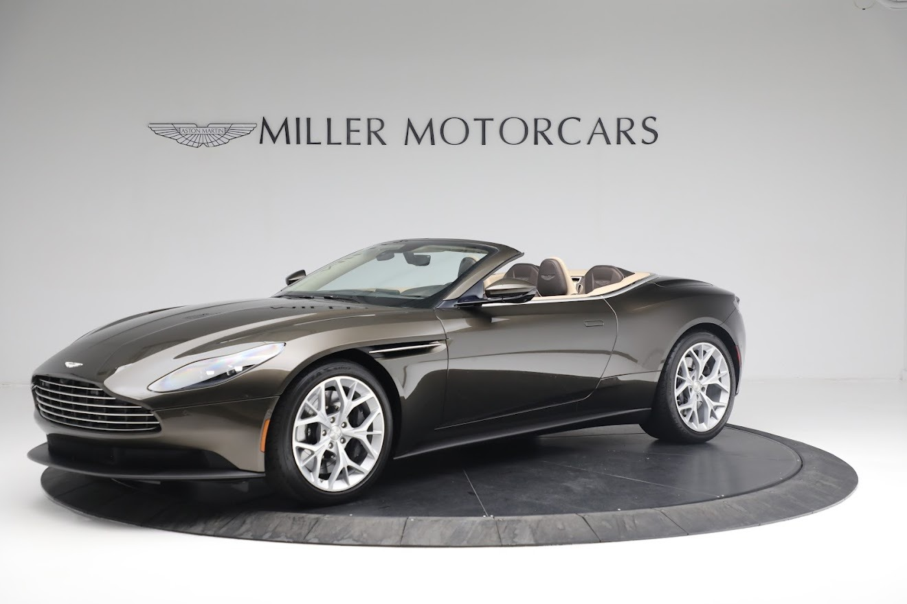 2019 Aston Martin Db11 Volante Volante Stock A1293 For Sale Near