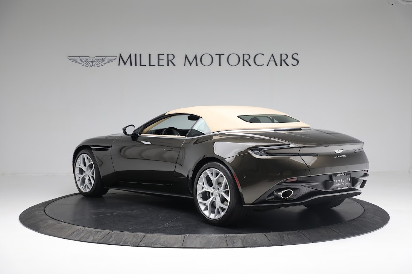 New 2019 Aston Martin DB11 V8 Convertible For Sale In Westport, CT 2410_p15