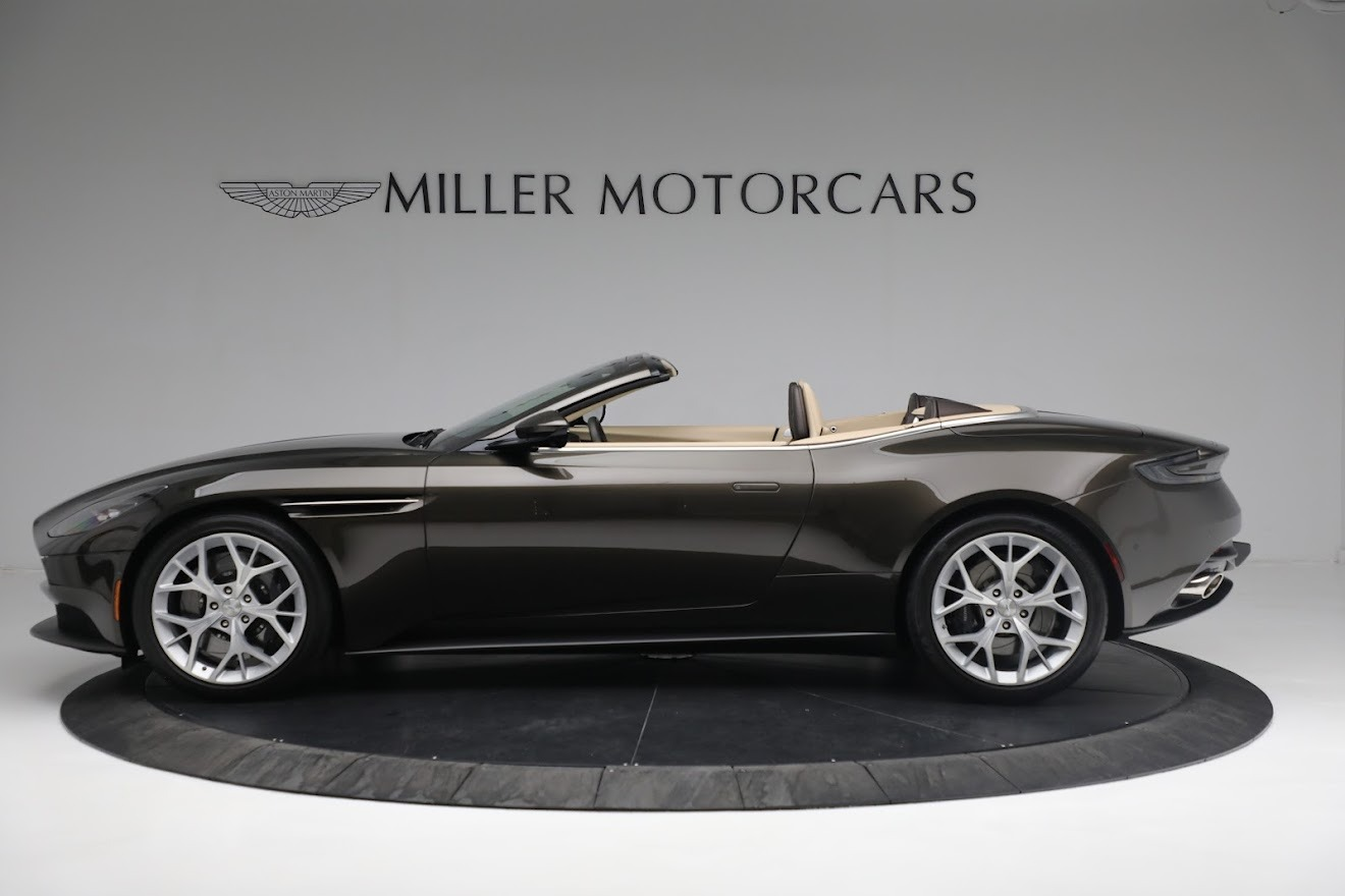 New 2019 Aston Martin DB11 V8 Convertible For Sale In Westport, CT 2410_p2