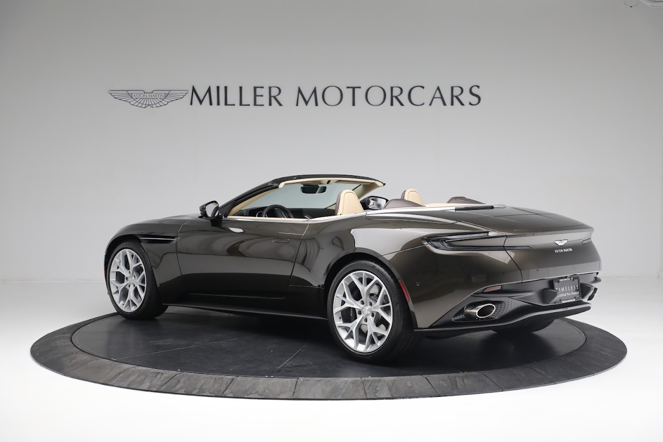 New 2019 Aston Martin DB11 V8 Convertible For Sale In Westport, CT 2410_p3