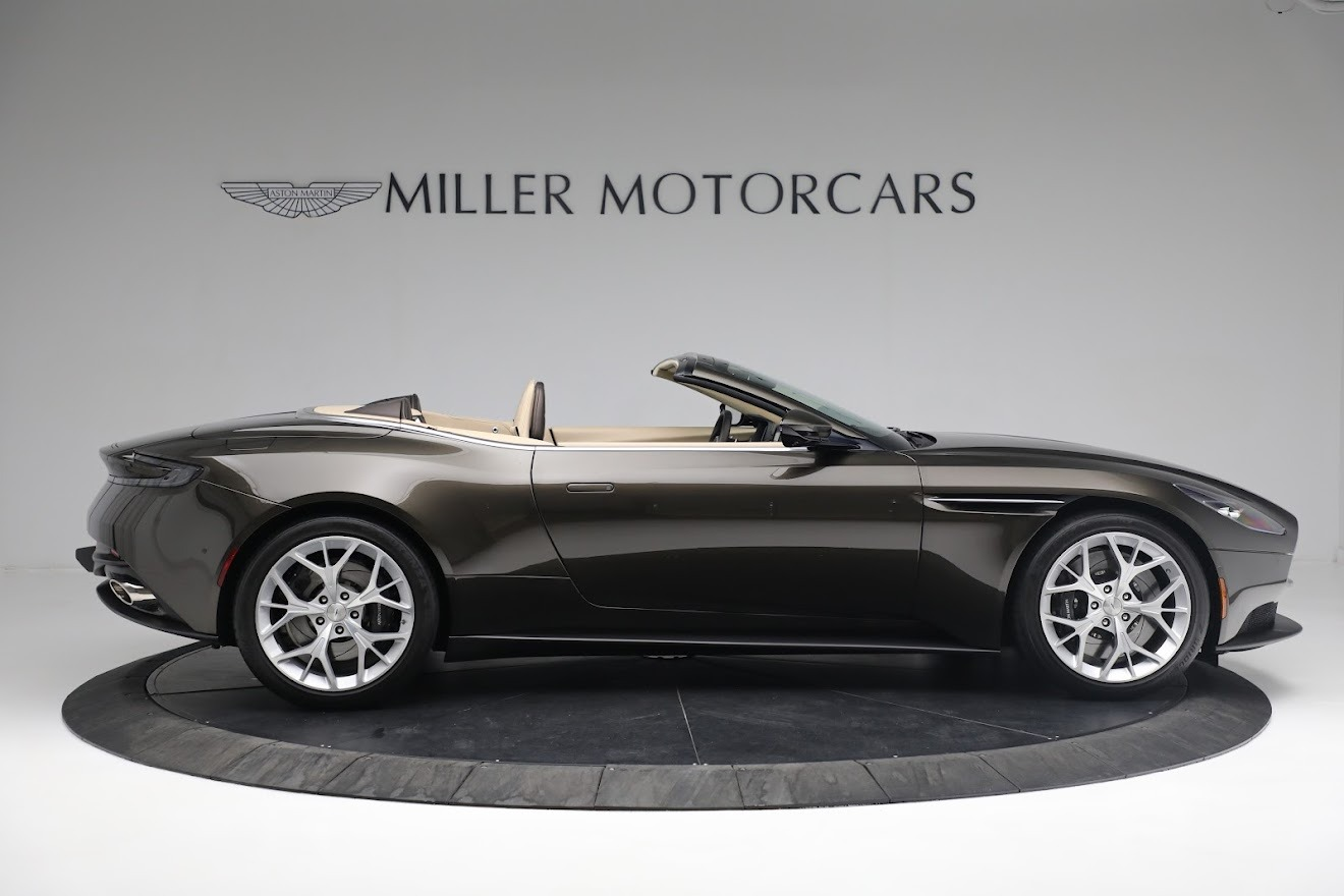 New 2019 Aston Martin DB11 V8 Convertible For Sale In Westport, CT 2410_p8