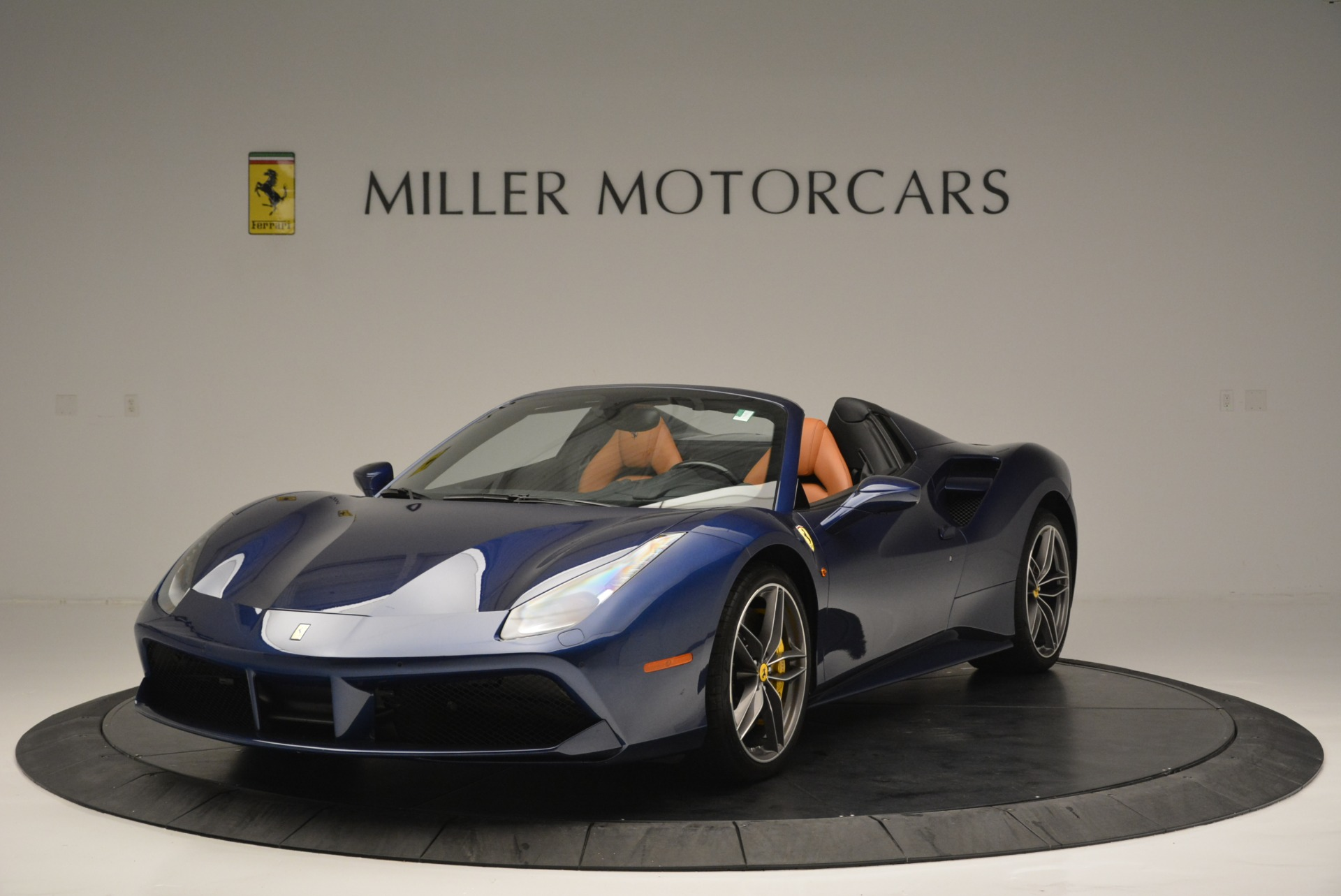 Used 2016 Ferrari 488 Spider  For Sale In Westport, CT