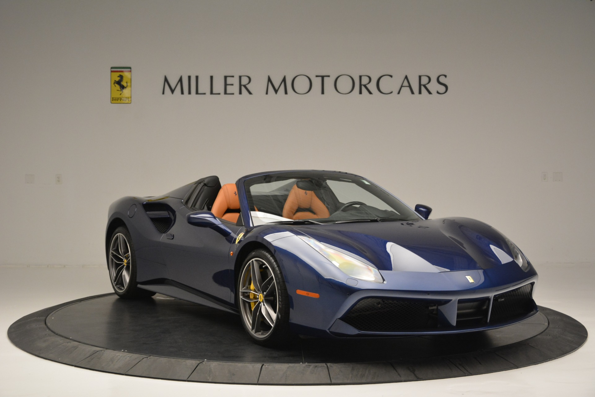 Used 2016 Ferrari 488 Spider  For Sale In Westport, CT 2411_p11