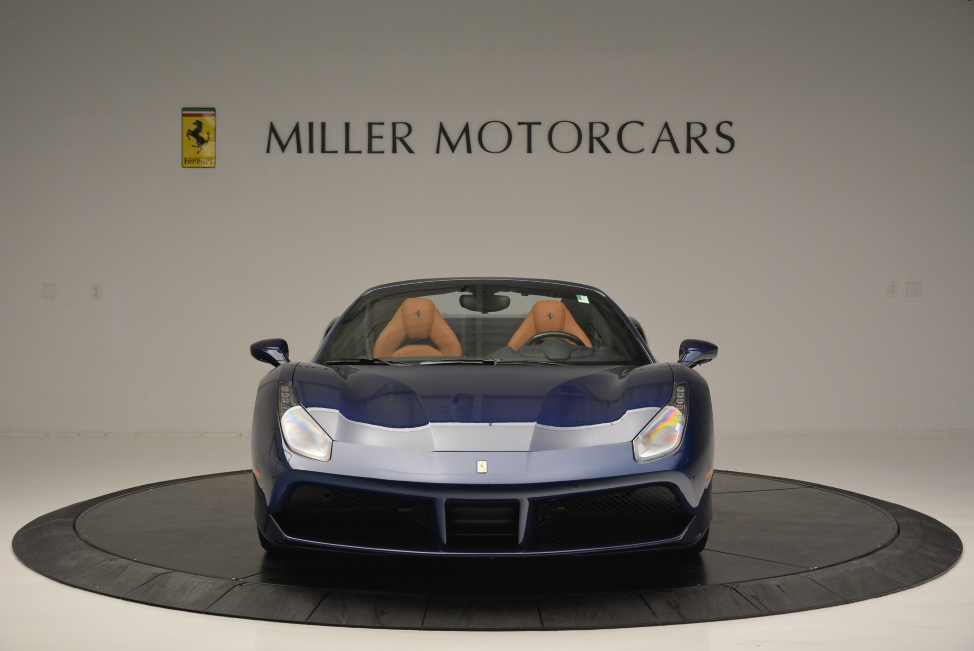 Used 2016 Ferrari 488 Spider  For Sale In Westport, CT 2411_p12