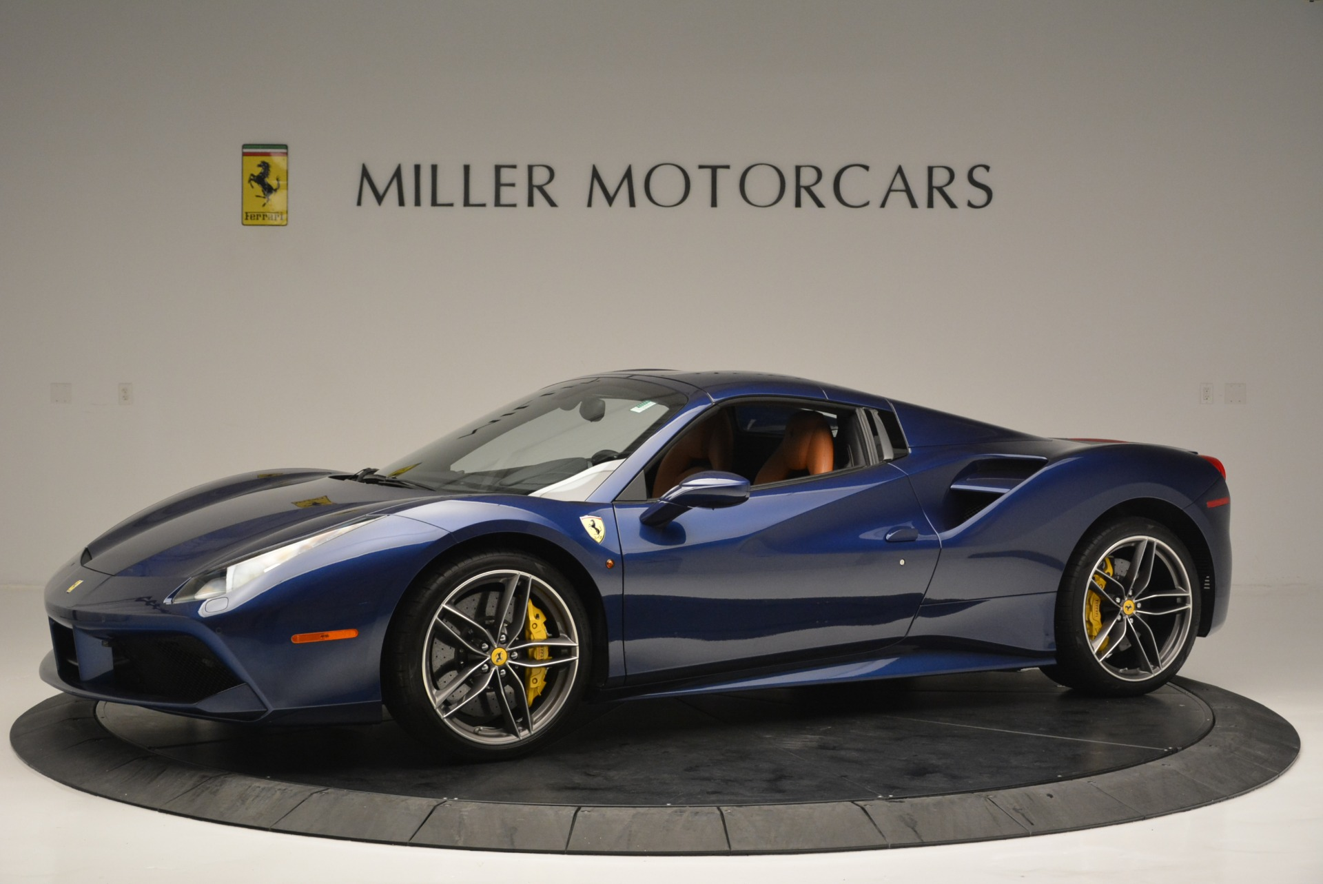 Used 2016 Ferrari 488 Spider  For Sale In Westport, CT 2411_p14