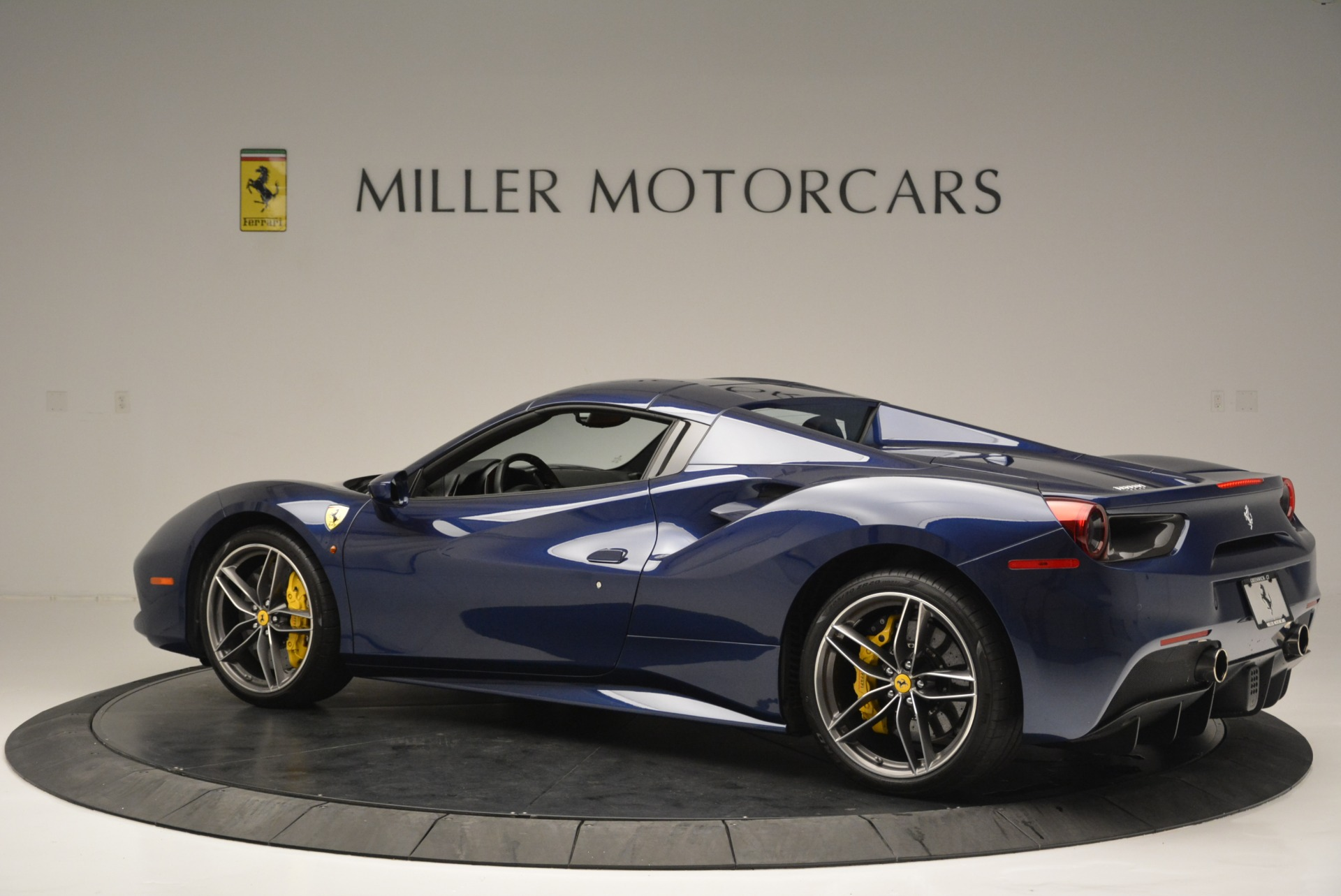Used 2016 Ferrari 488 Spider  For Sale In Westport, CT 2411_p16