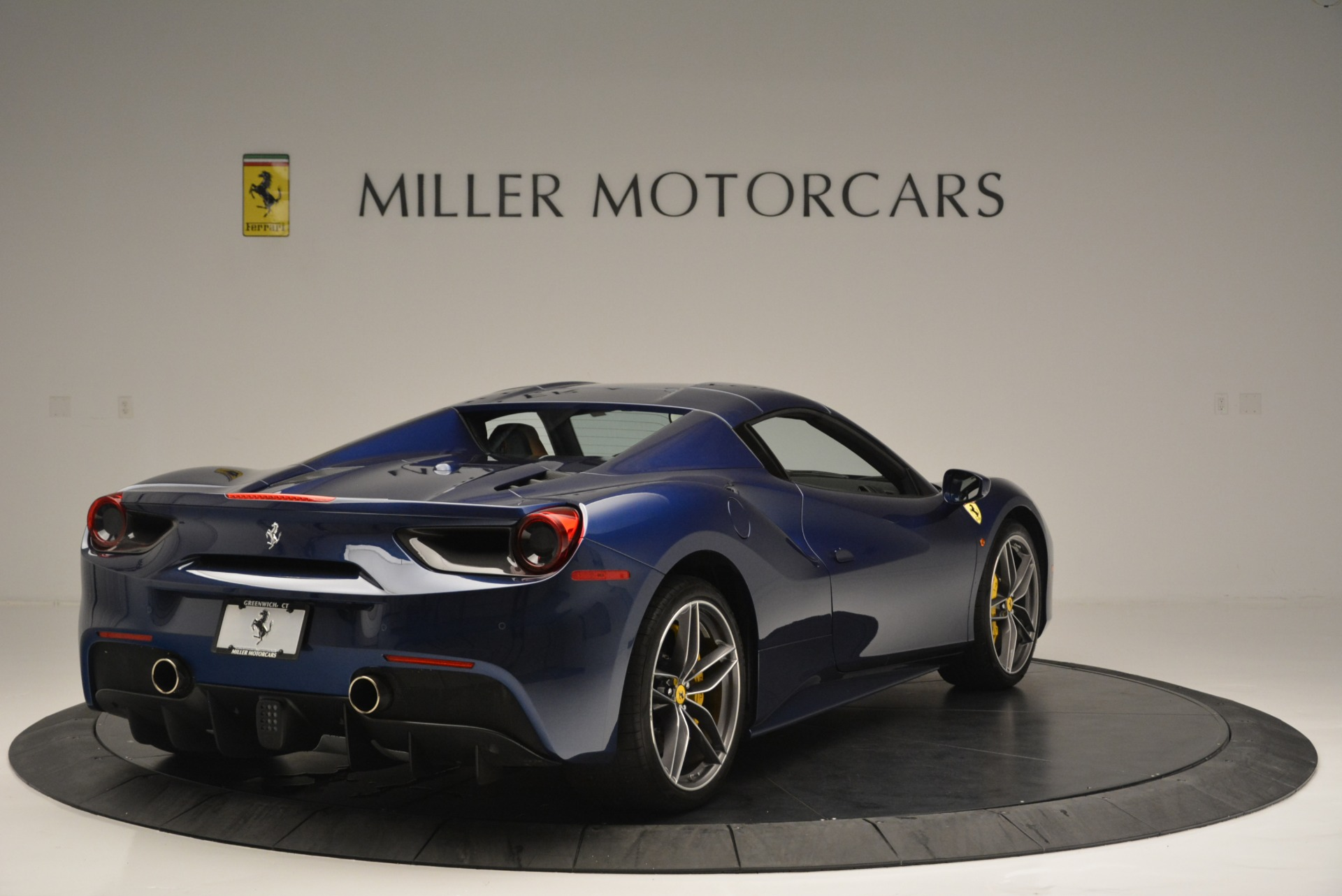 Used 2016 Ferrari 488 Spider  For Sale In Westport, CT 2411_p19