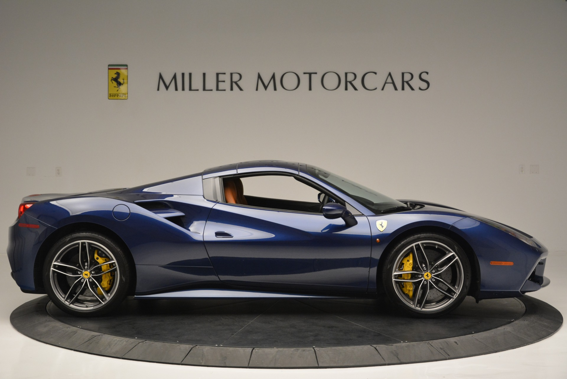 Used 2016 Ferrari 488 Spider  For Sale In Westport, CT 2411_p21