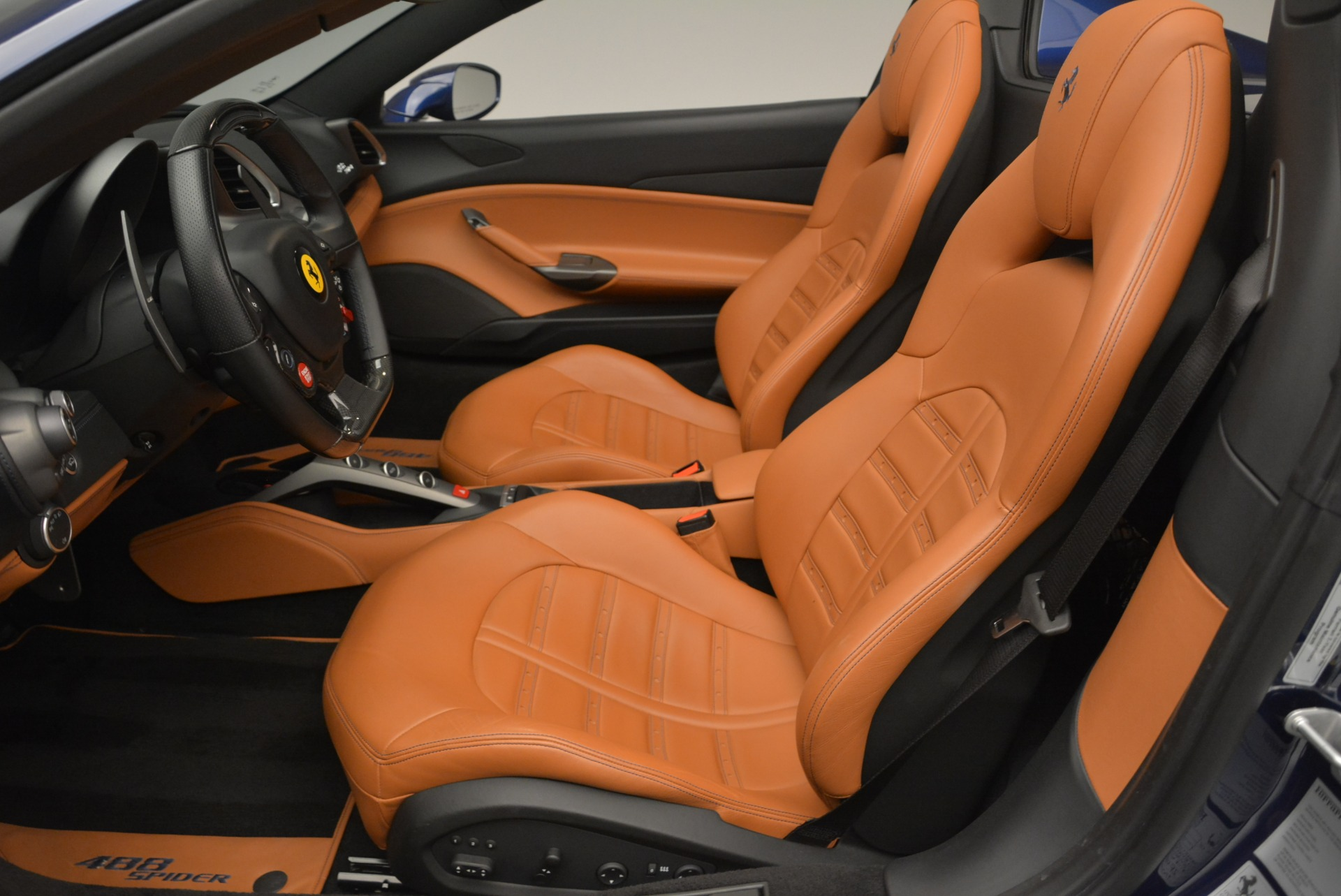 Used 2016 Ferrari 488 Spider  For Sale In Westport, CT 2411_p26