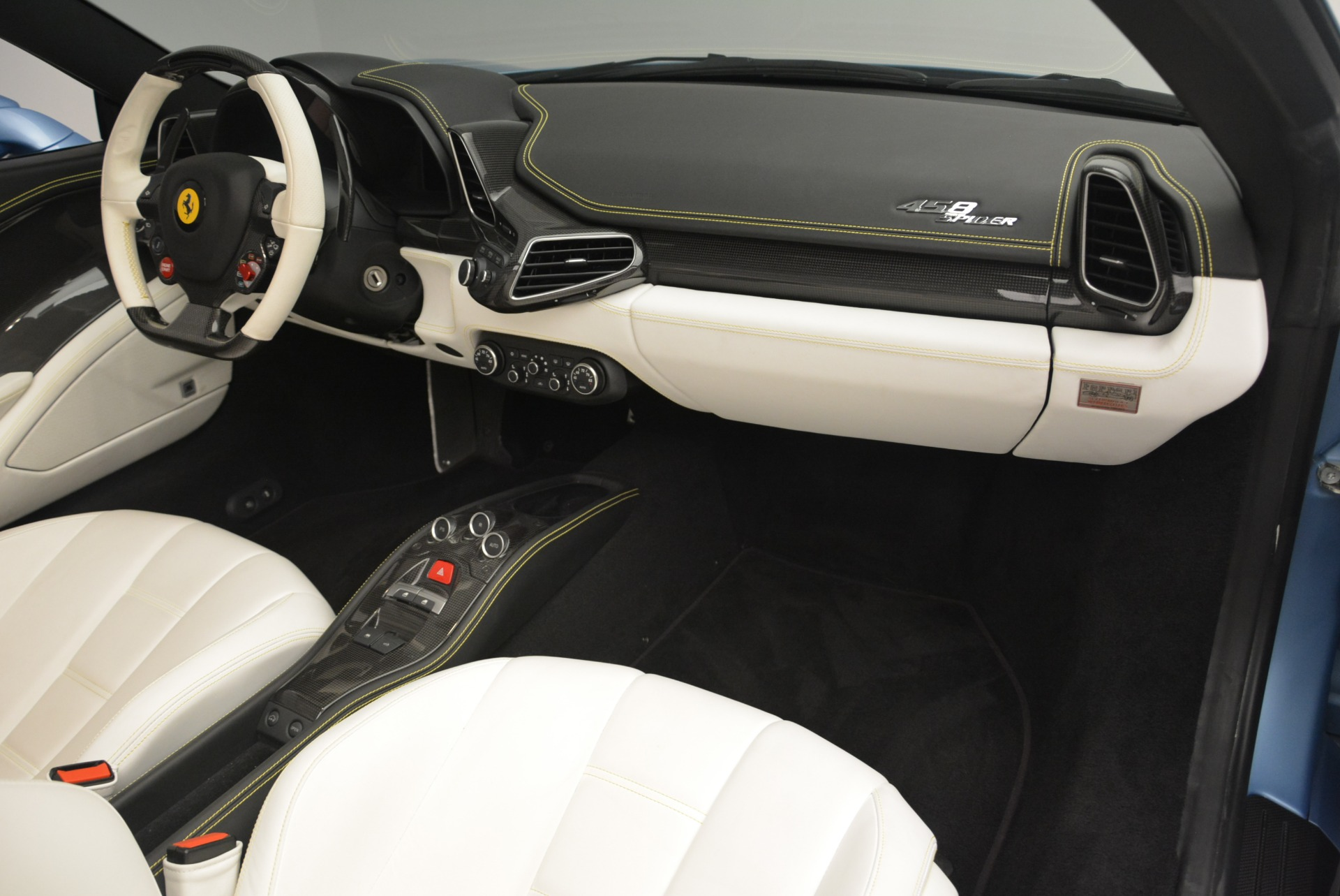 Used 2012 Ferrari 458 Spider  For Sale In Westport, CT 2413_p29