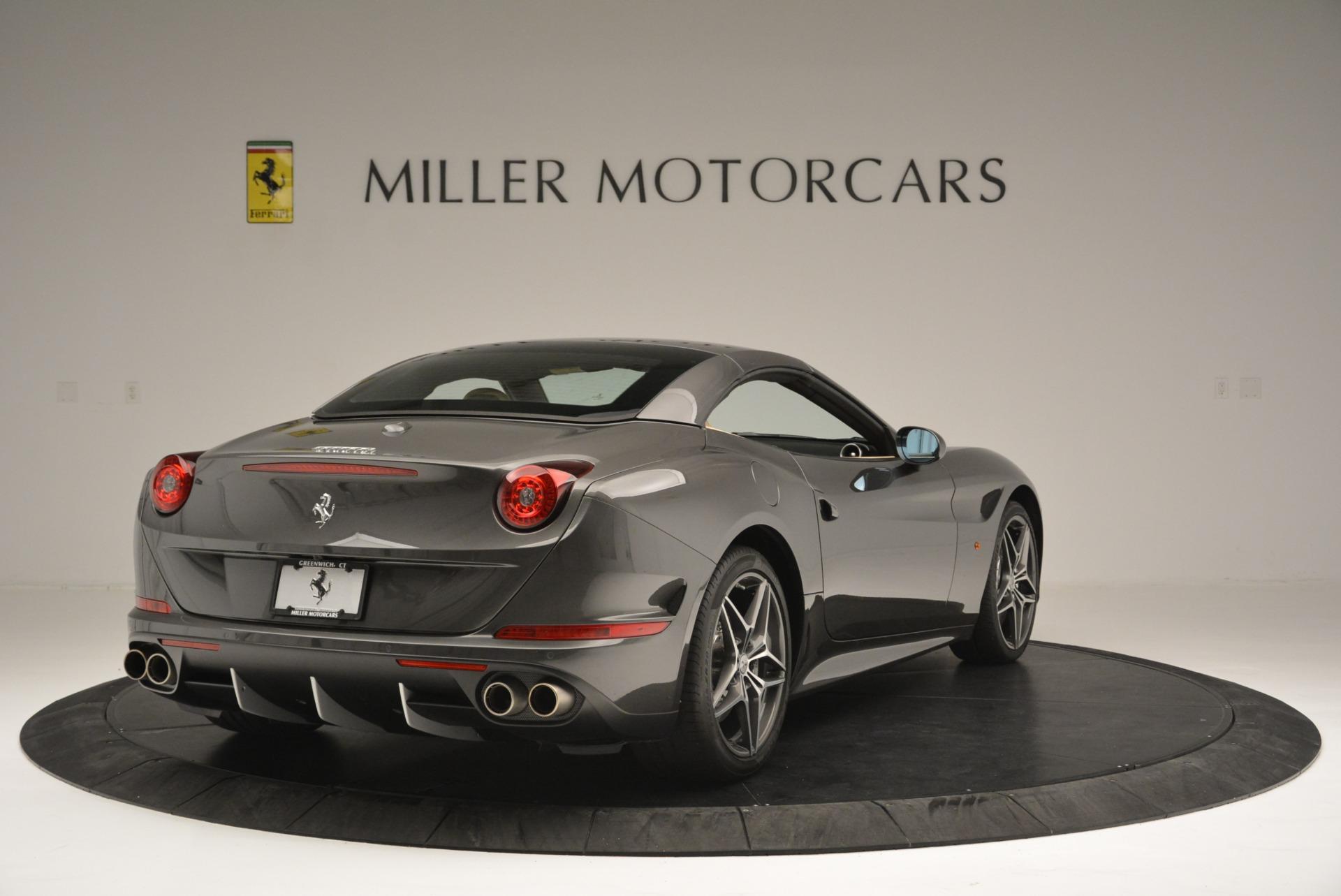 Used 2015 Ferrari California T  For Sale In Westport, CT 2415_p19