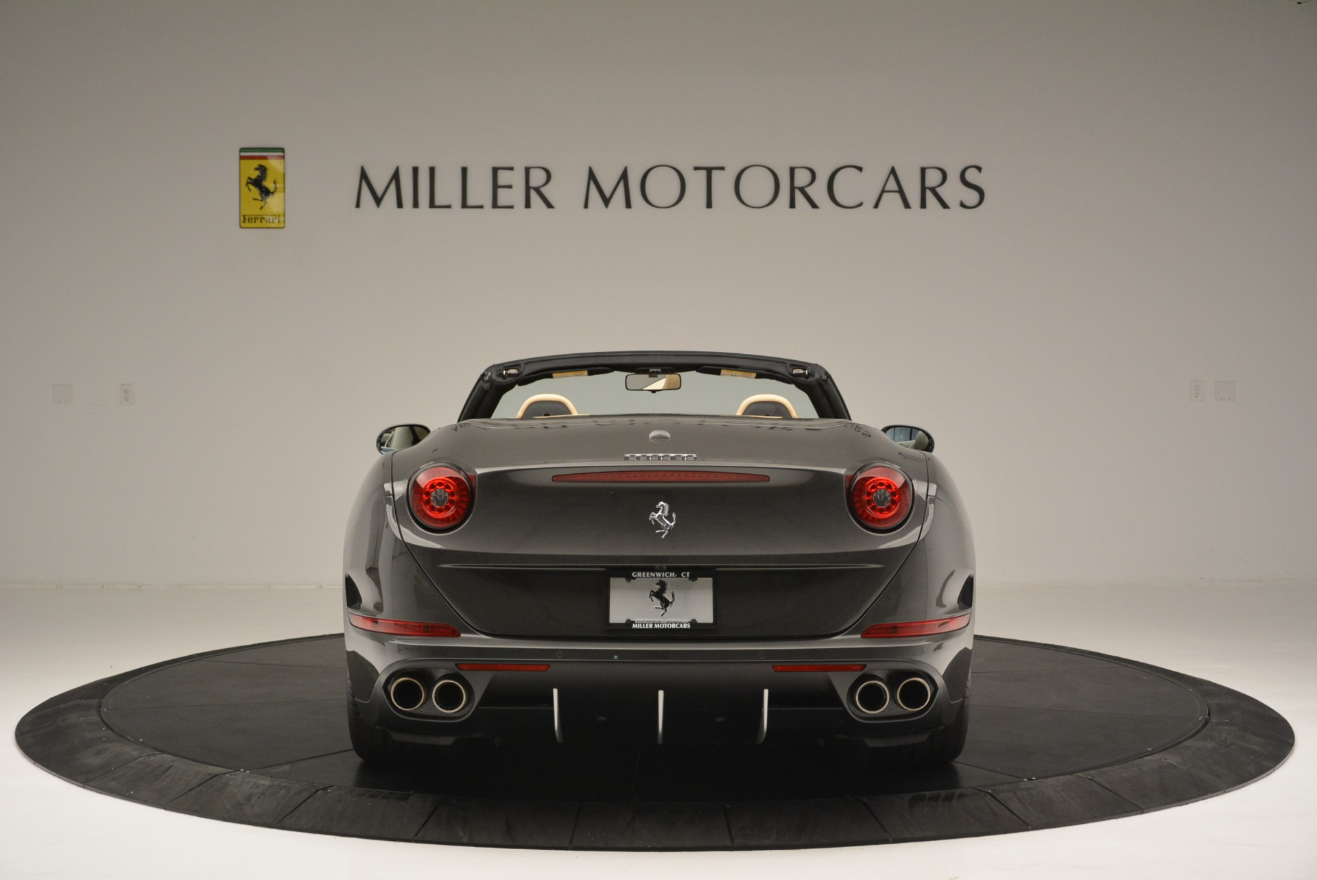 Used 2015 Ferrari California T  For Sale In Westport, CT 2415_p6