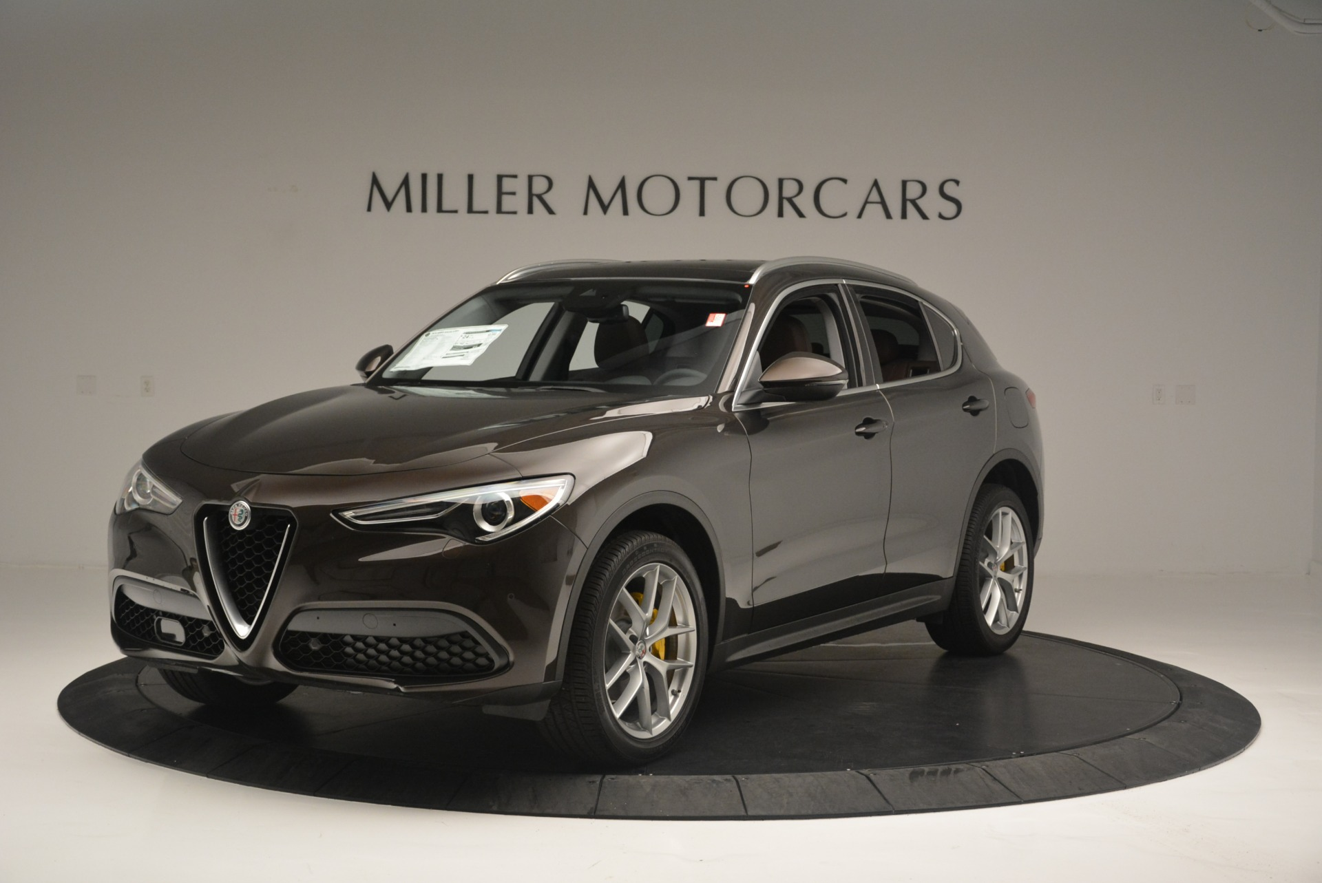 New 2018 Alfa Romeo Stelvio Ti Q4 For Sale In Westport, CT 2417_main