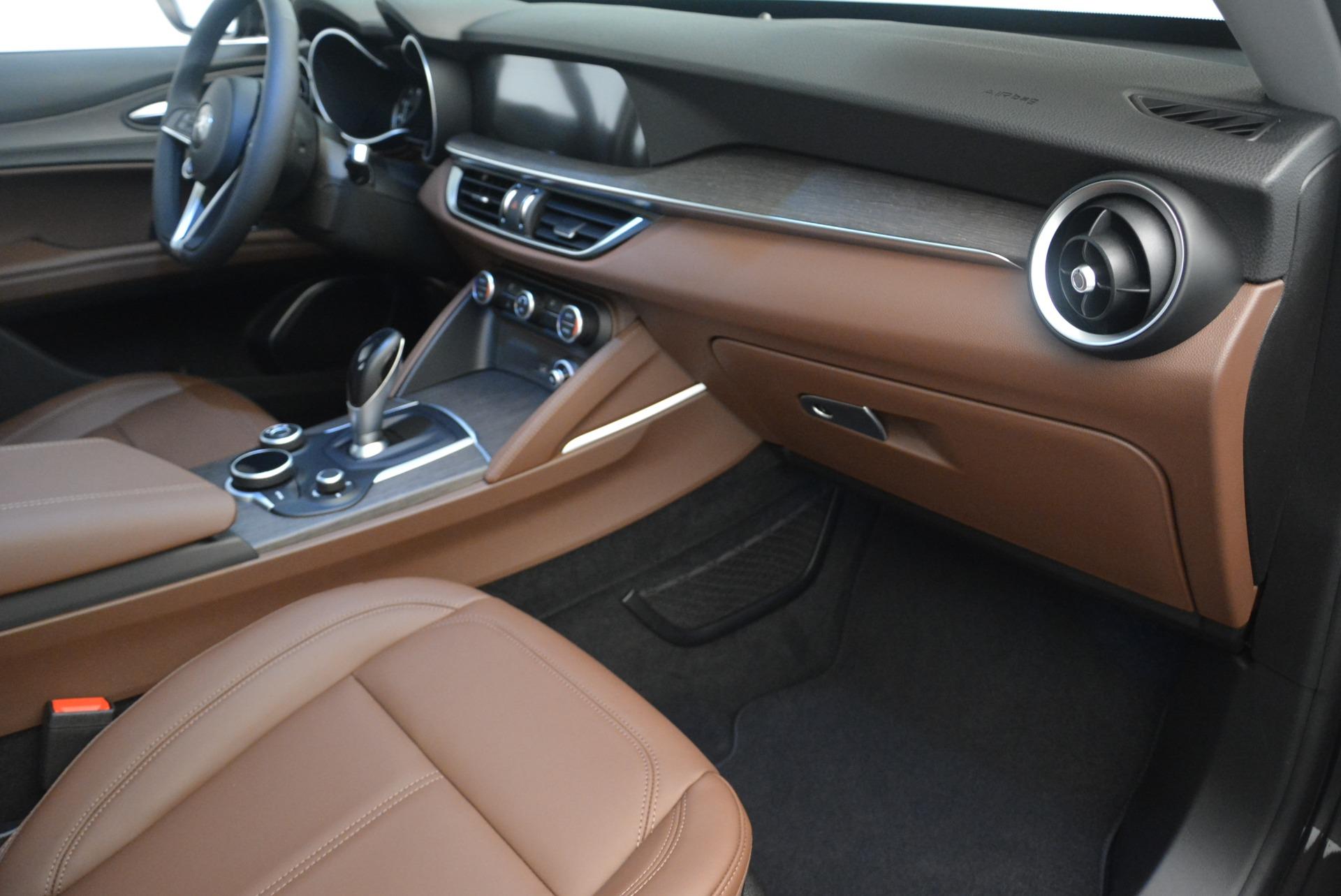New 2018 Alfa Romeo Stelvio Ti Q4 For Sale In Westport, CT 2417_p19