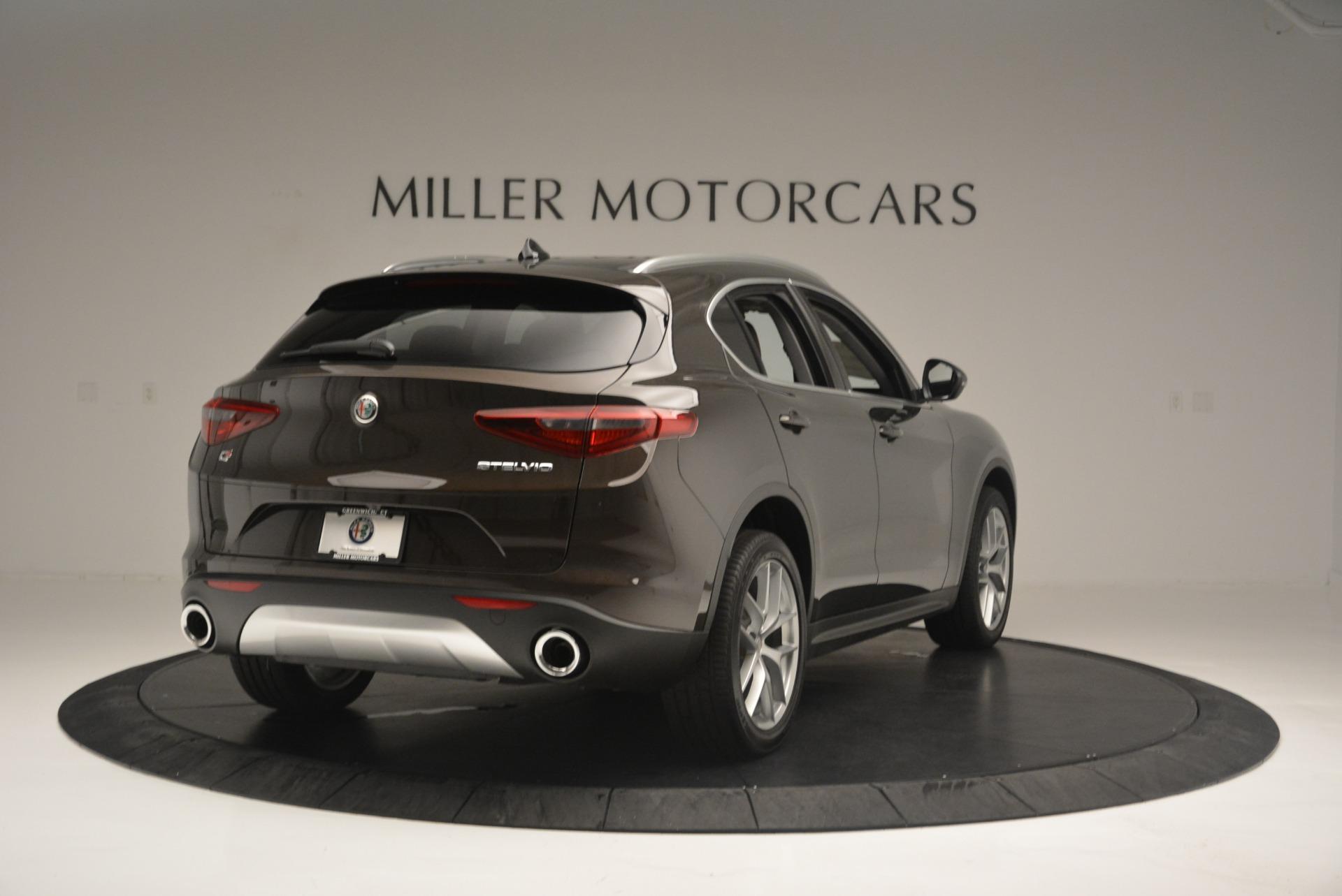 New 2018 Alfa Romeo Stelvio Ti Q4 For Sale In Westport, CT 2417_p7