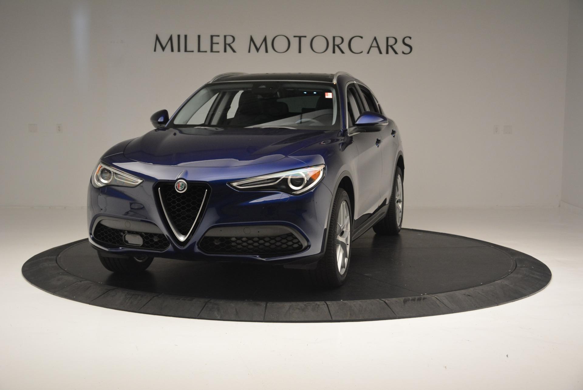 New 2018 Alfa Romeo Stelvio Ti Q4 For Sale In Westport, CT 2418_main